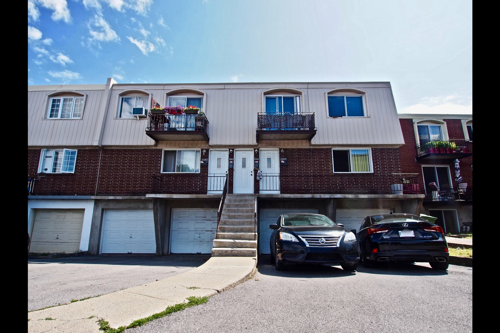 image 22 - Quadruplex For sale Lachine Montréal  - 5 rooms