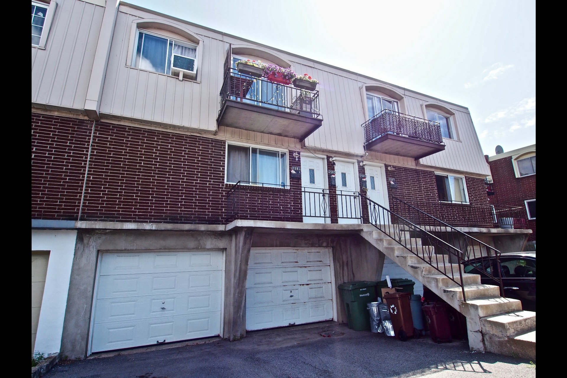 image 0 - Quadruplex For sale Lachine Montréal  - 5 rooms