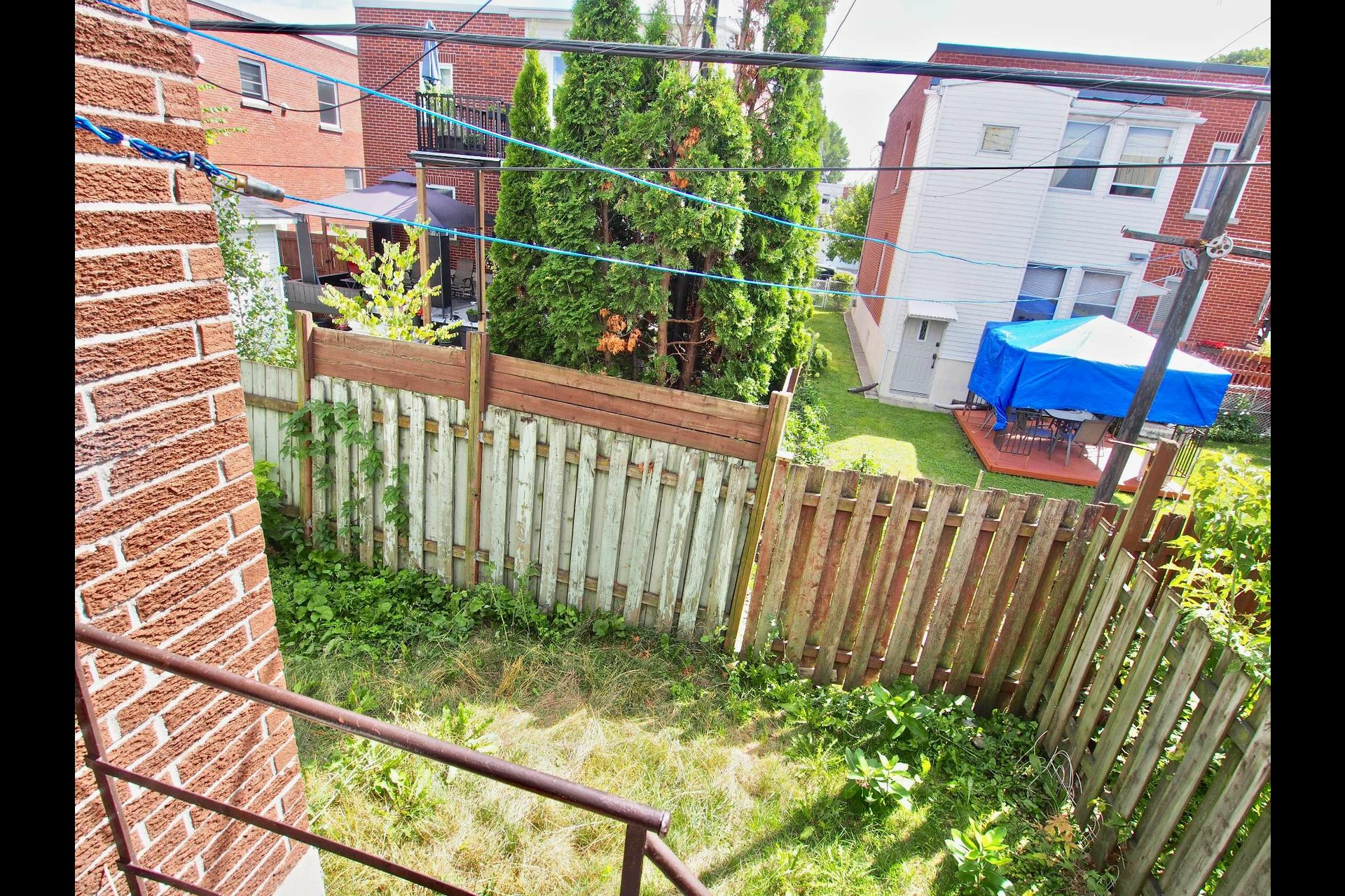 image 21 - Quadruplex For sale Lachine Montréal  - 5 rooms