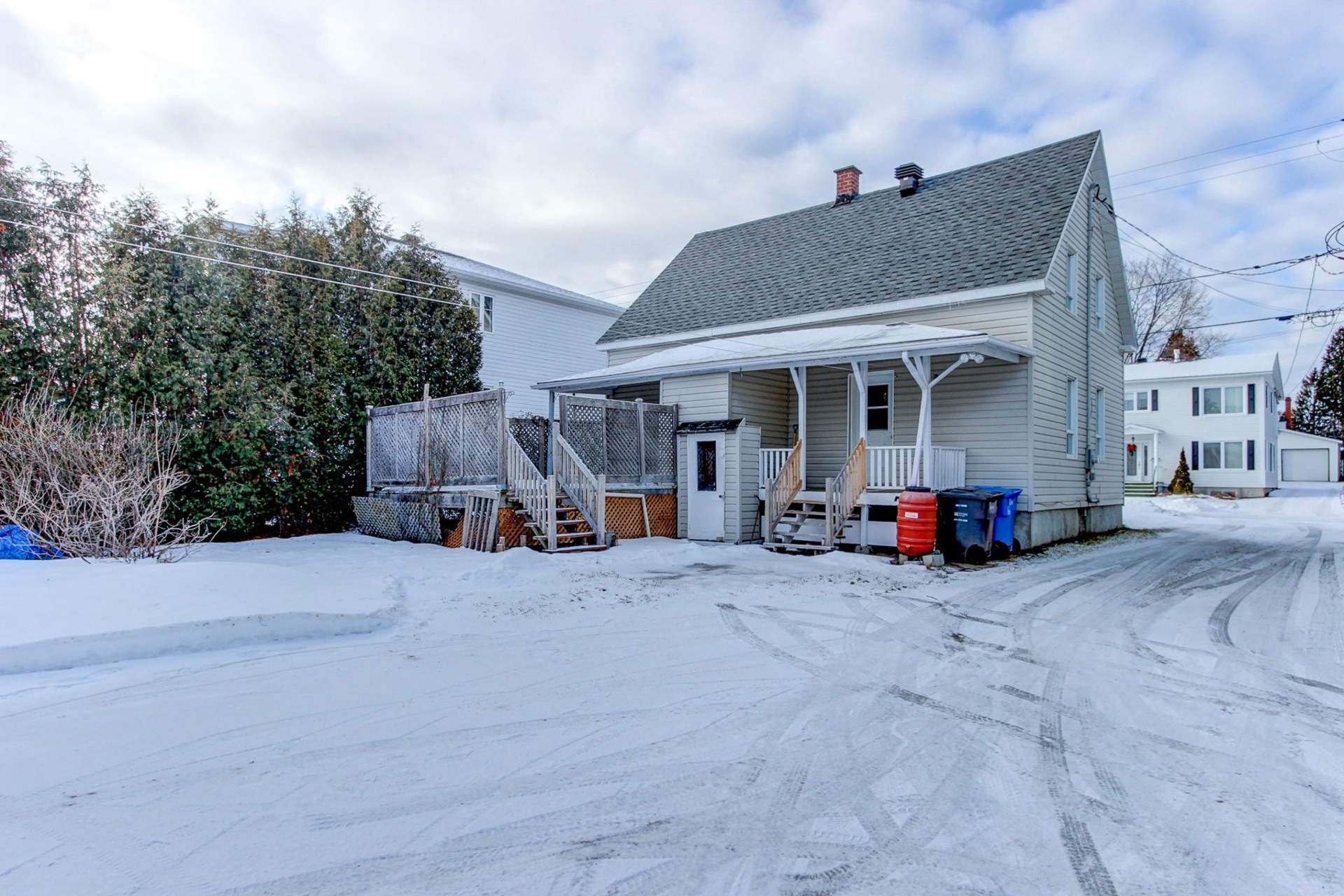 image 18 - House For sale Shawinigan - 7 rooms
