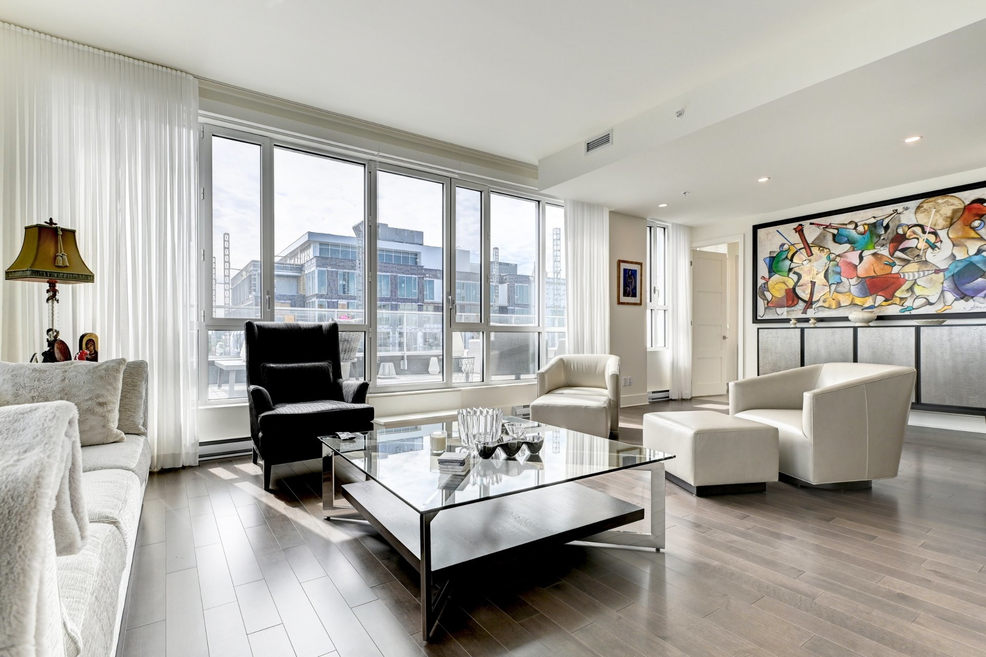 image 5 - Appartement À vendre Côte-des-Neiges/Notre-Dame-de-Grâce Montréal  - 16 pièces