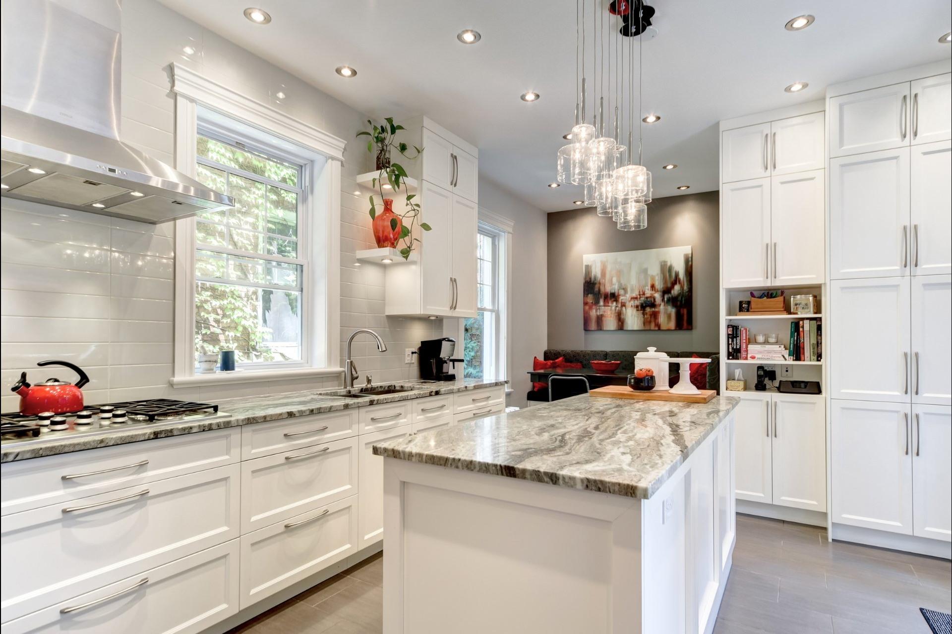 image 2 - Duplex À vendre Côte-des-Neiges/Notre-Dame-de-Grâce Montréal  - 9 pièces