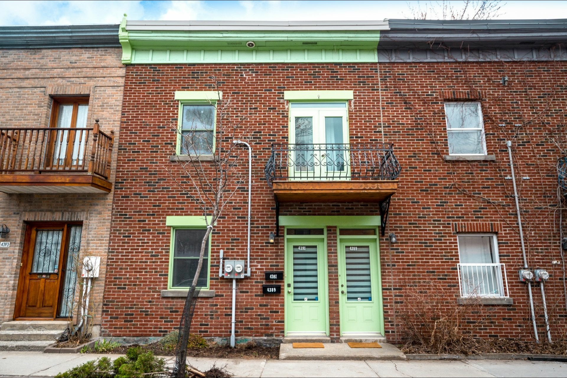 image 17 - Departamento Para alquiler Le Plateau-Mont-Royal Montréal  - 4 habitaciones