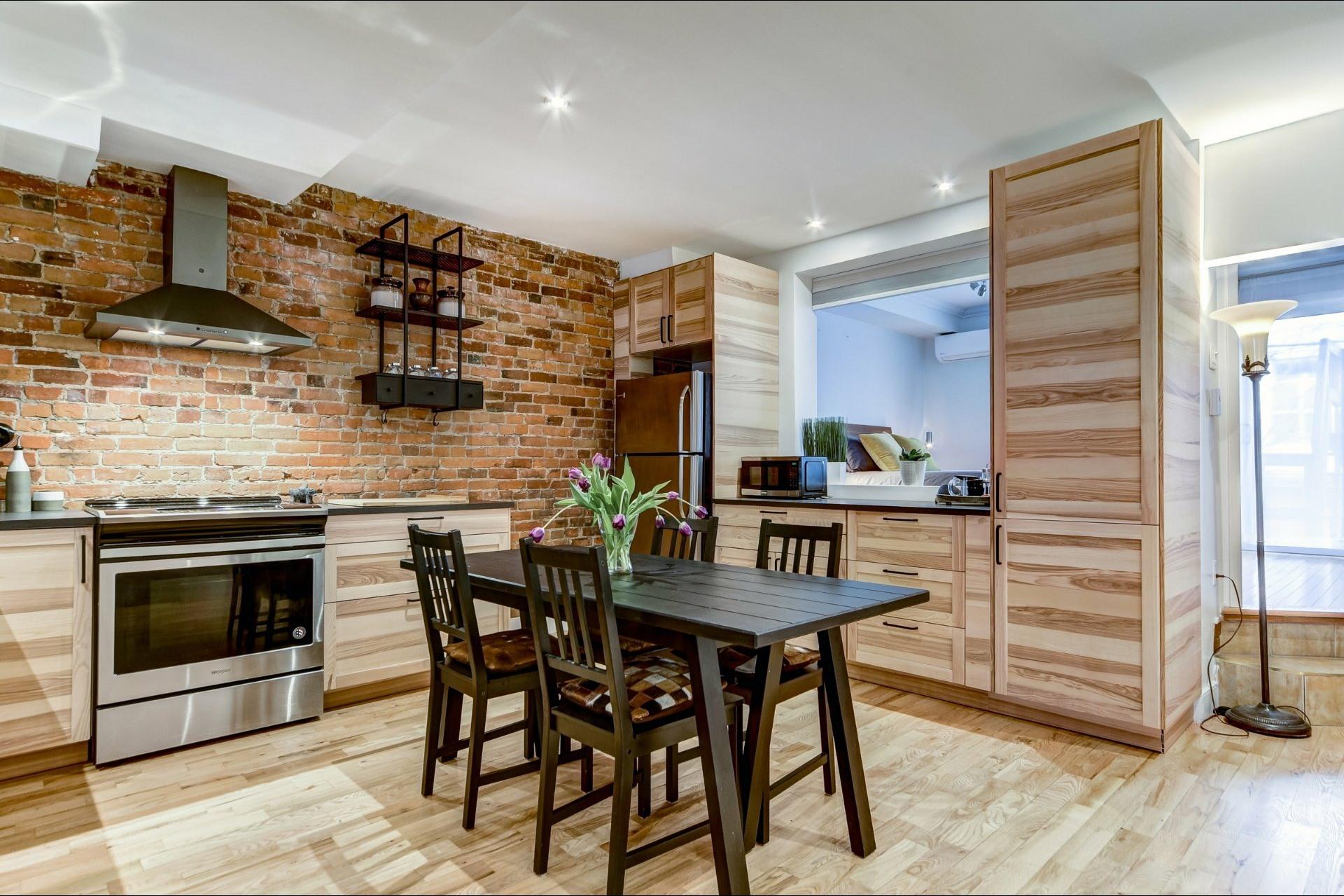 image 6 - Departamento Para alquiler Le Plateau-Mont-Royal Montréal  - 4 habitaciones