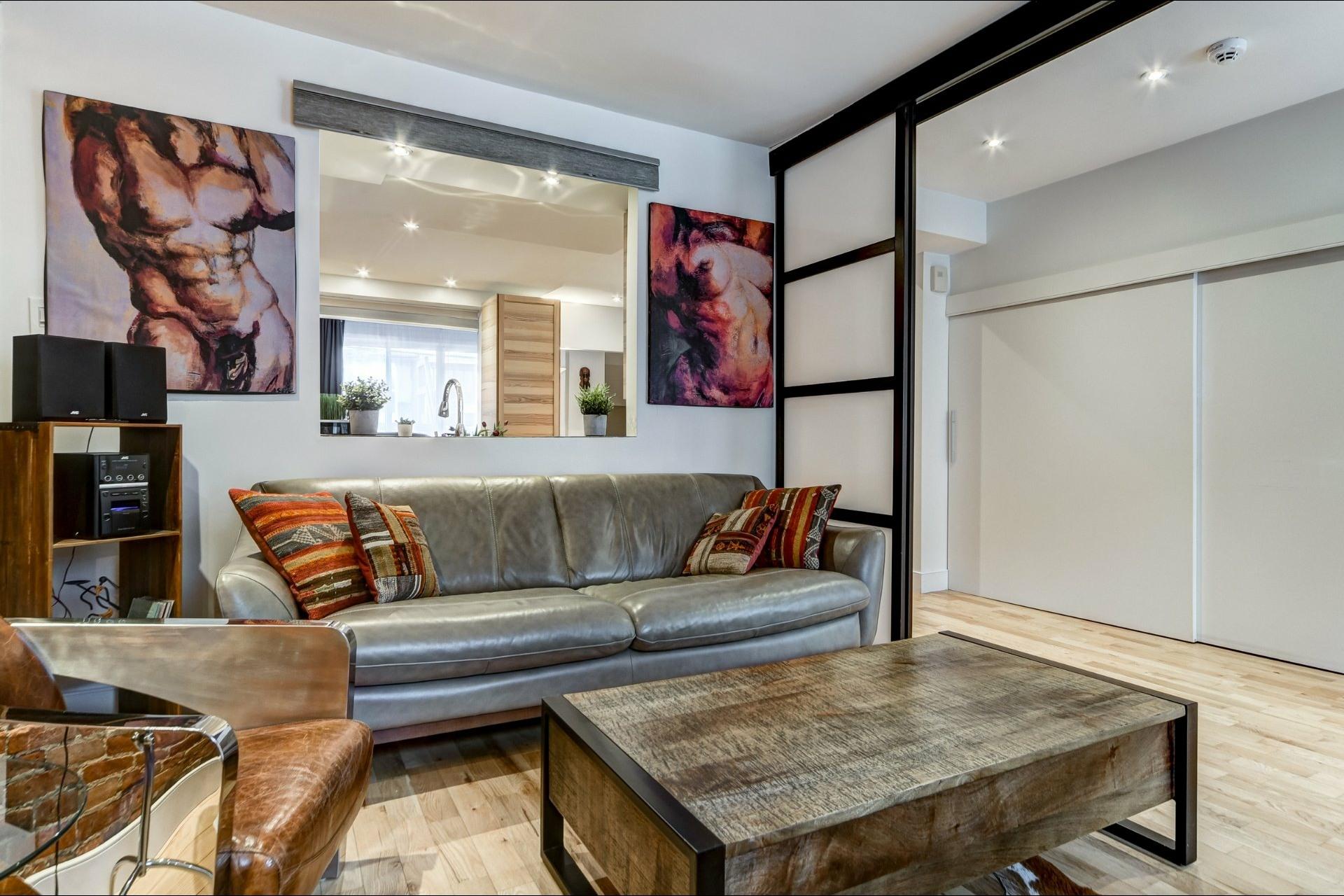 image 3 - Departamento Para alquiler Le Plateau-Mont-Royal Montréal  - 4 habitaciones