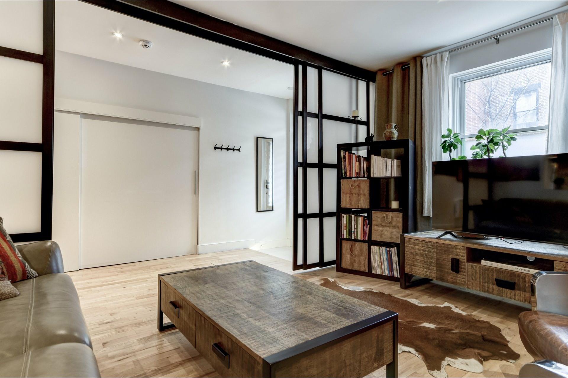 image 4 - Departamento Para alquiler Le Plateau-Mont-Royal Montréal  - 4 habitaciones