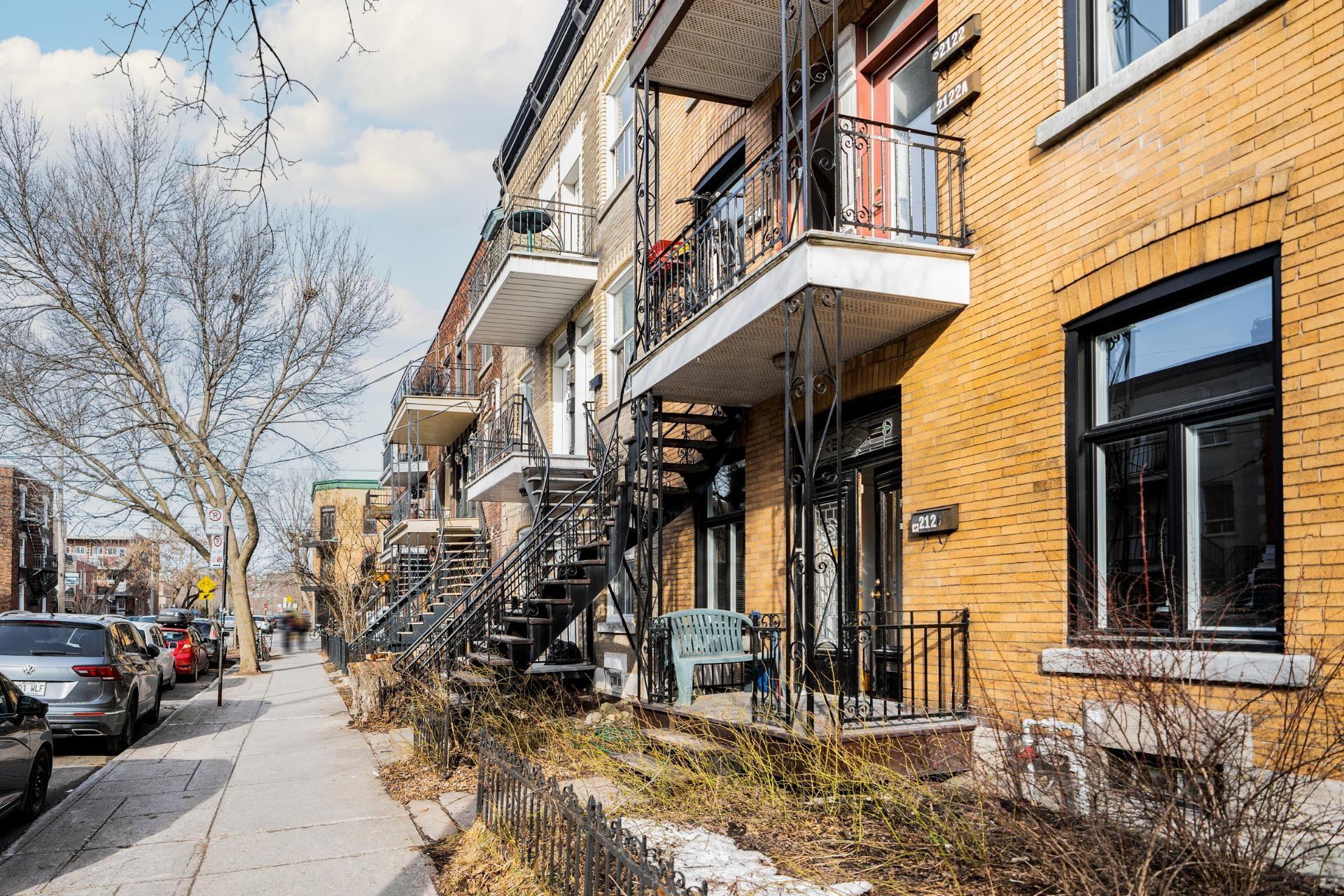 image 1 - Quadruplex À vendre Le Plateau-Mont-Royal Montréal  - 6 pièces