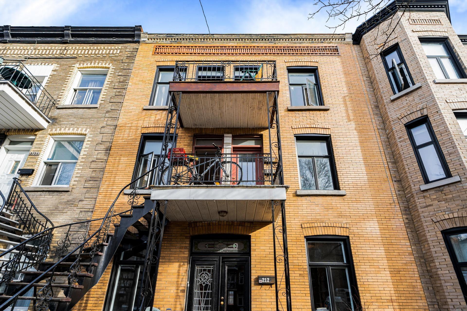 image 0 - Quadruplex À vendre Le Plateau-Mont-Royal Montréal  - 6 pièces