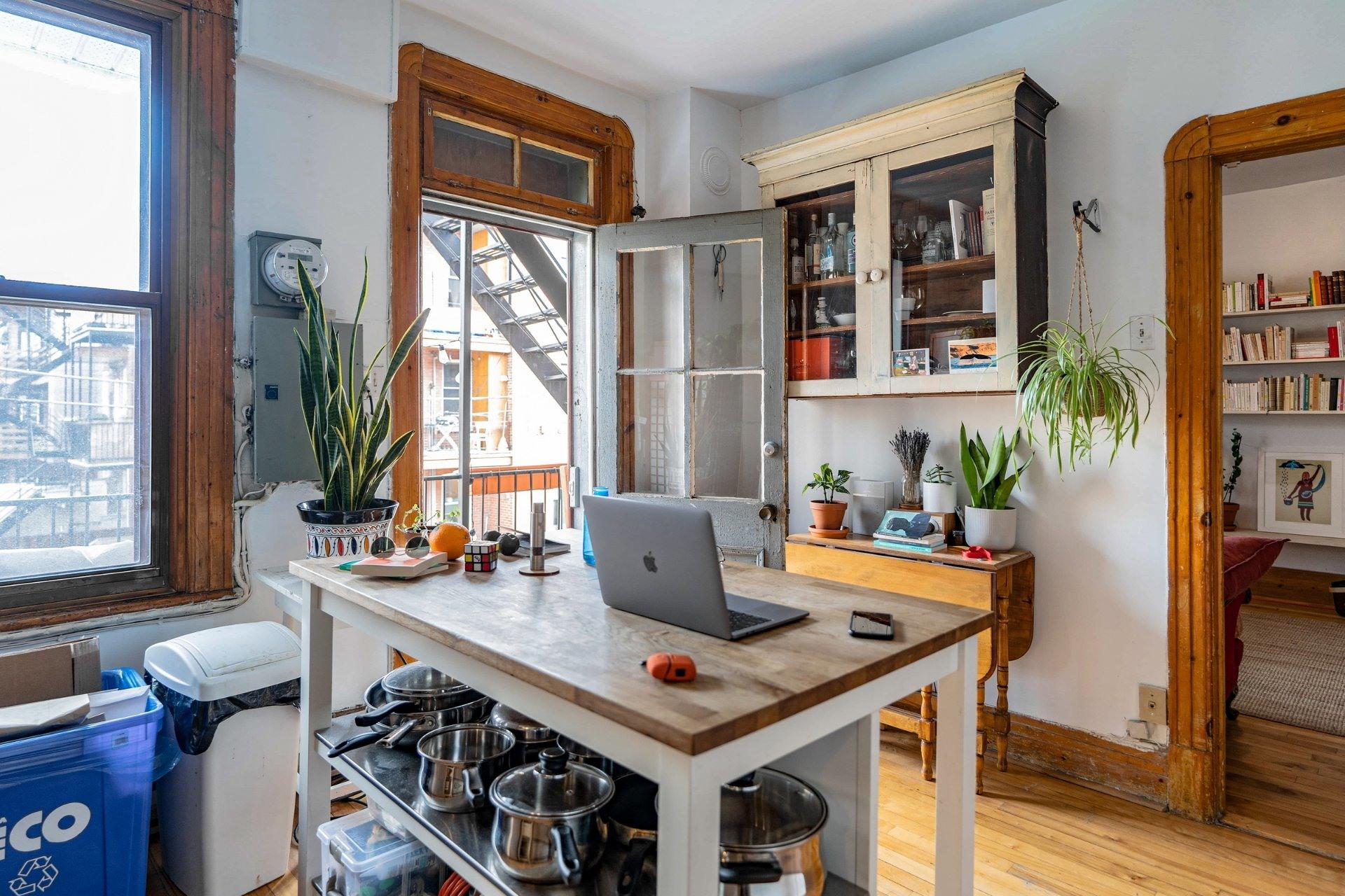 image 2 - Quadruplex À vendre Le Plateau-Mont-Royal Montréal  - 6 pièces
