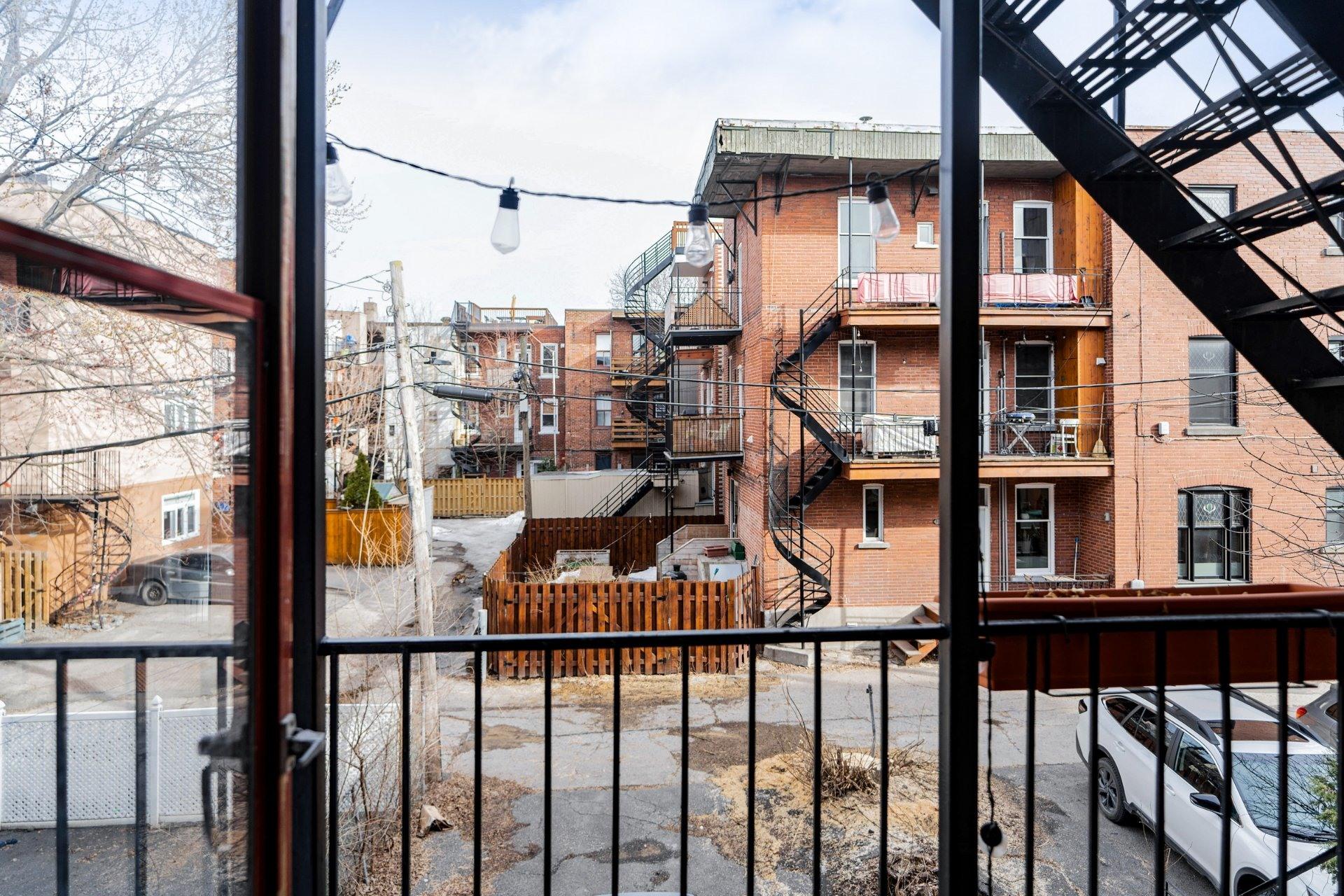 image 4 - Quadruplex À vendre Le Plateau-Mont-Royal Montréal  - 6 pièces