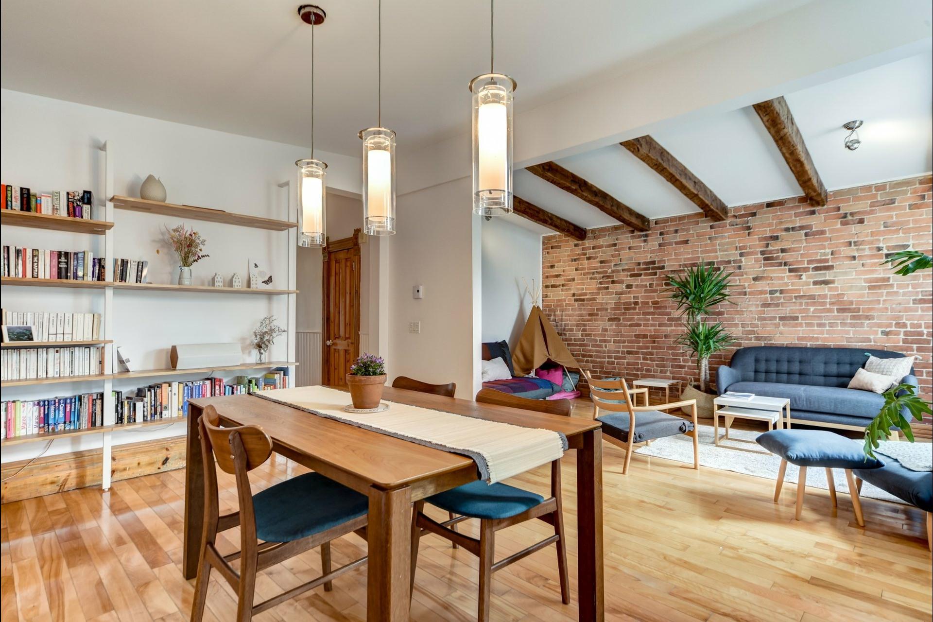 image 1 - 公寓 出售 Le Plateau-Mont-Royal Montréal  - 6 室