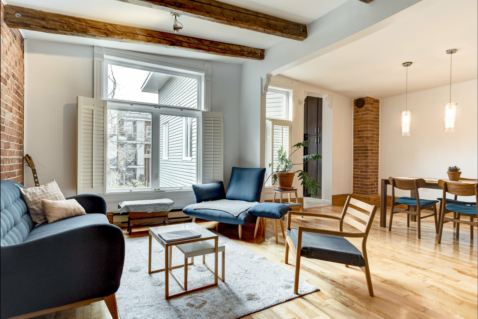 image 2 - 公寓 出售 Le Plateau-Mont-Royal Montréal  - 6 室