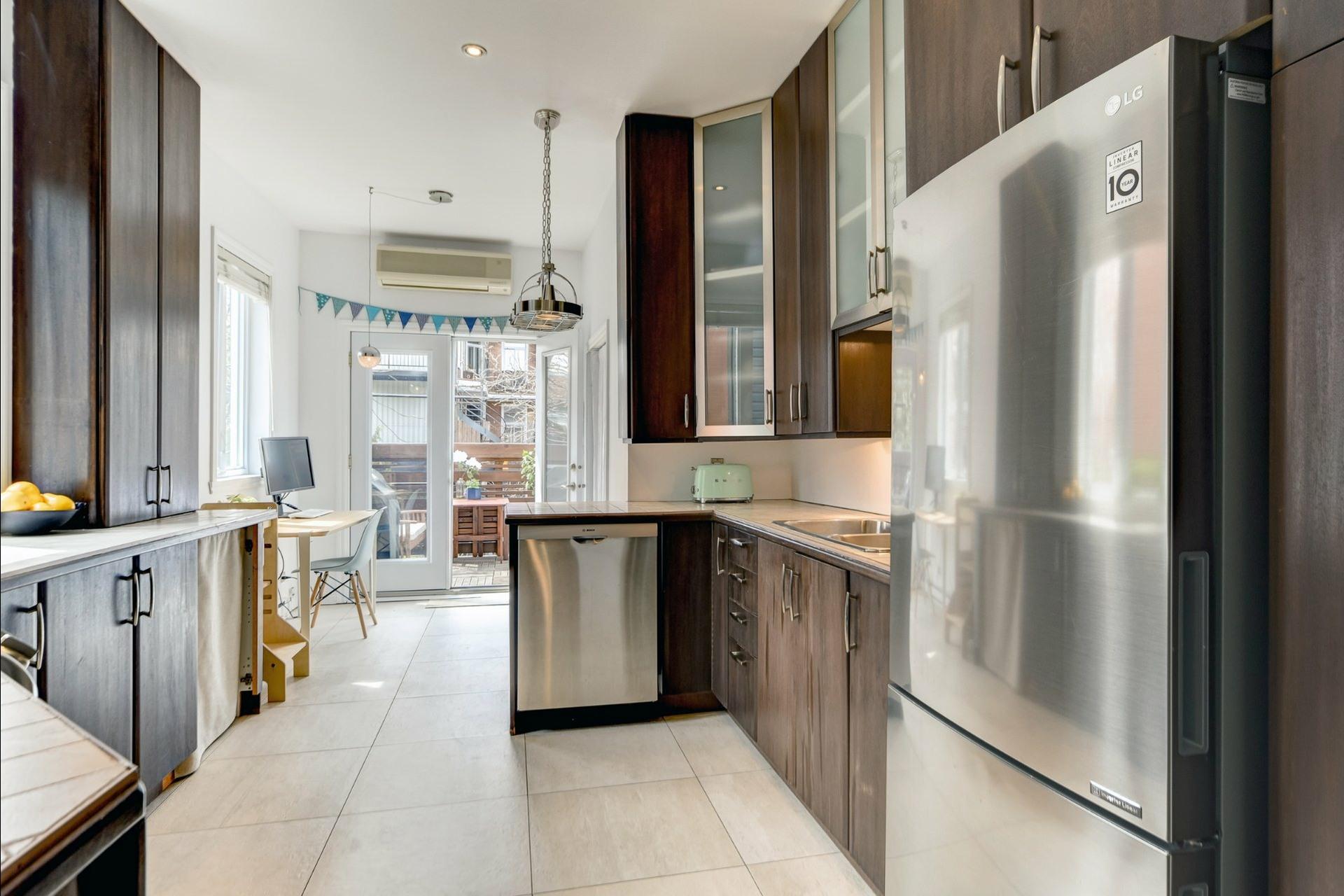 image 3 - Departamento En venta Le Plateau-Mont-Royal Montréal  - 6 habitaciones