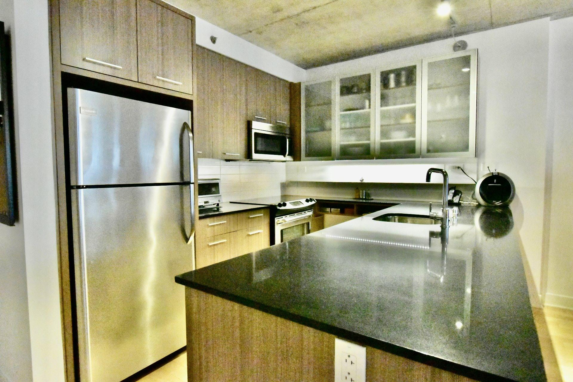 image 3 - Appartement À vendre Le Sud-Ouest Montréal  - 11 pièces