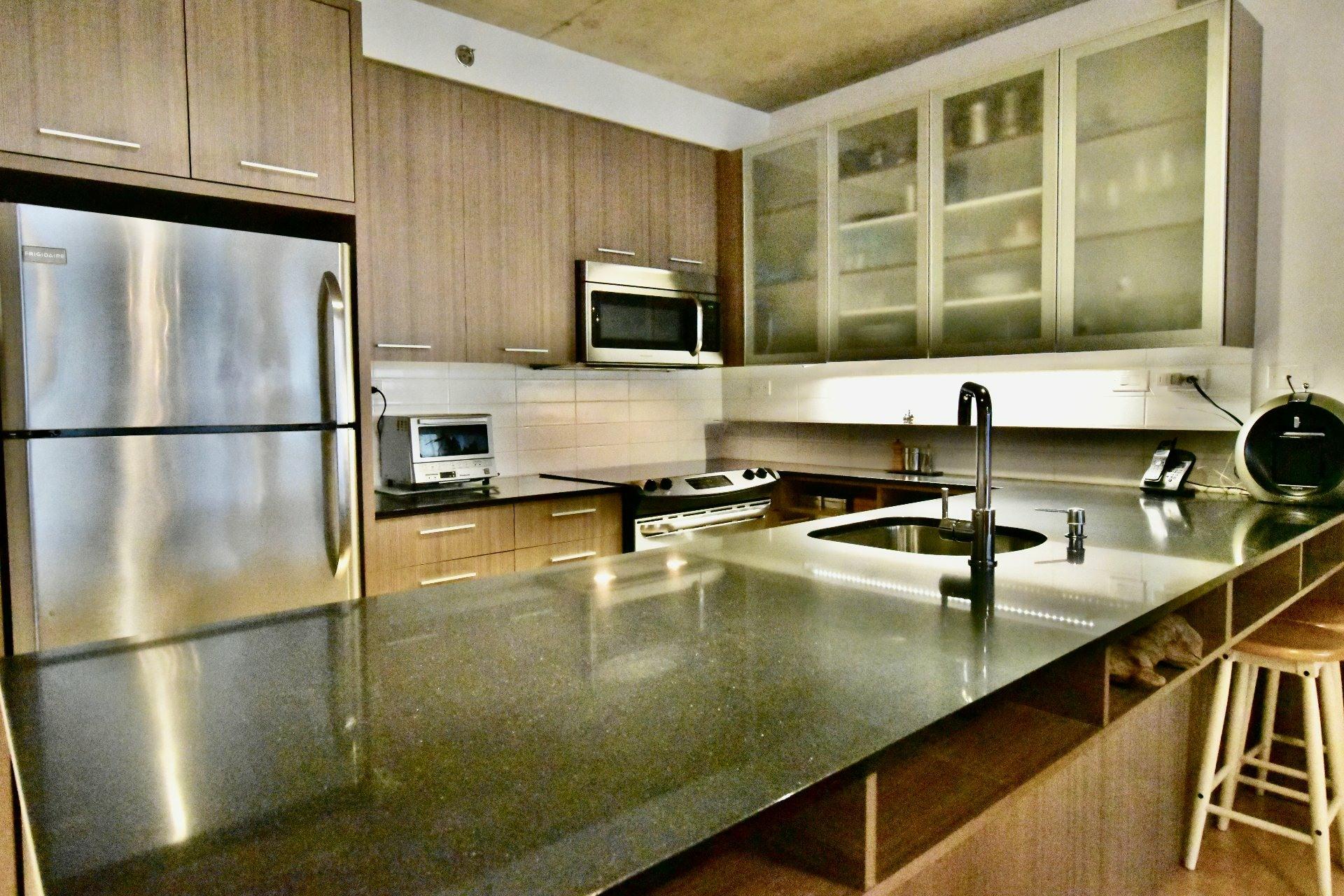 image 4 - Appartement À vendre Le Sud-Ouest Montréal  - 11 pièces