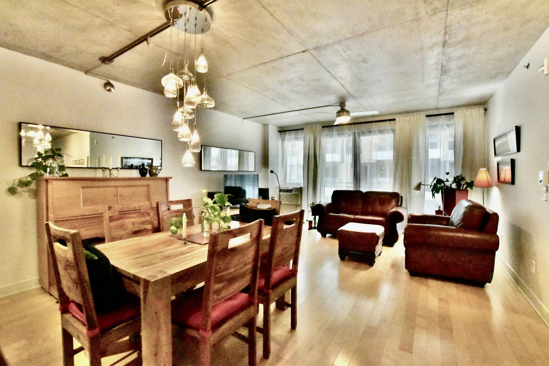 image 6 - Appartement À vendre Le Sud-Ouest Montréal  - 11 pièces