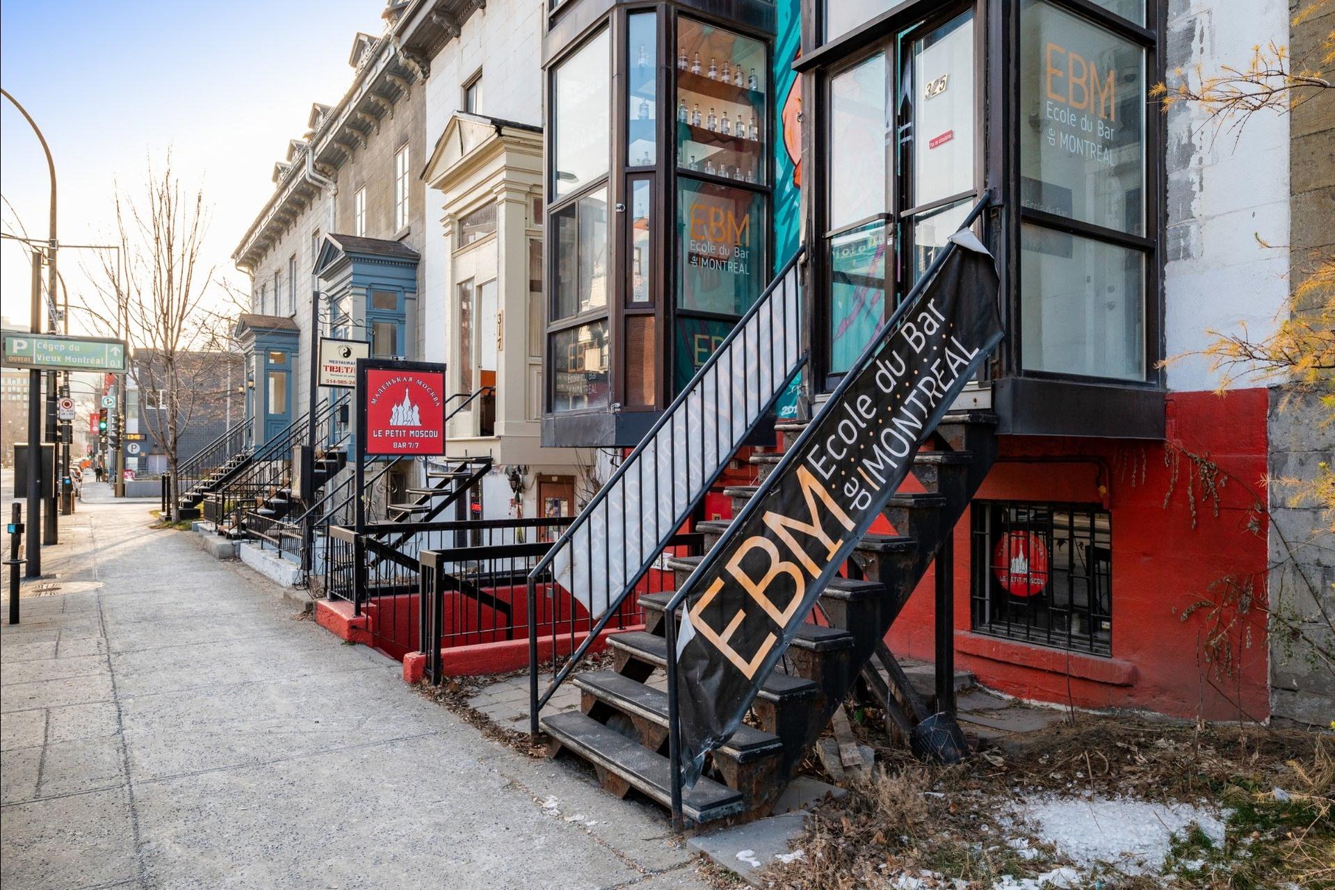 image 10 - Quadruplex For sale Ville-Marie Montréal  - 4 rooms