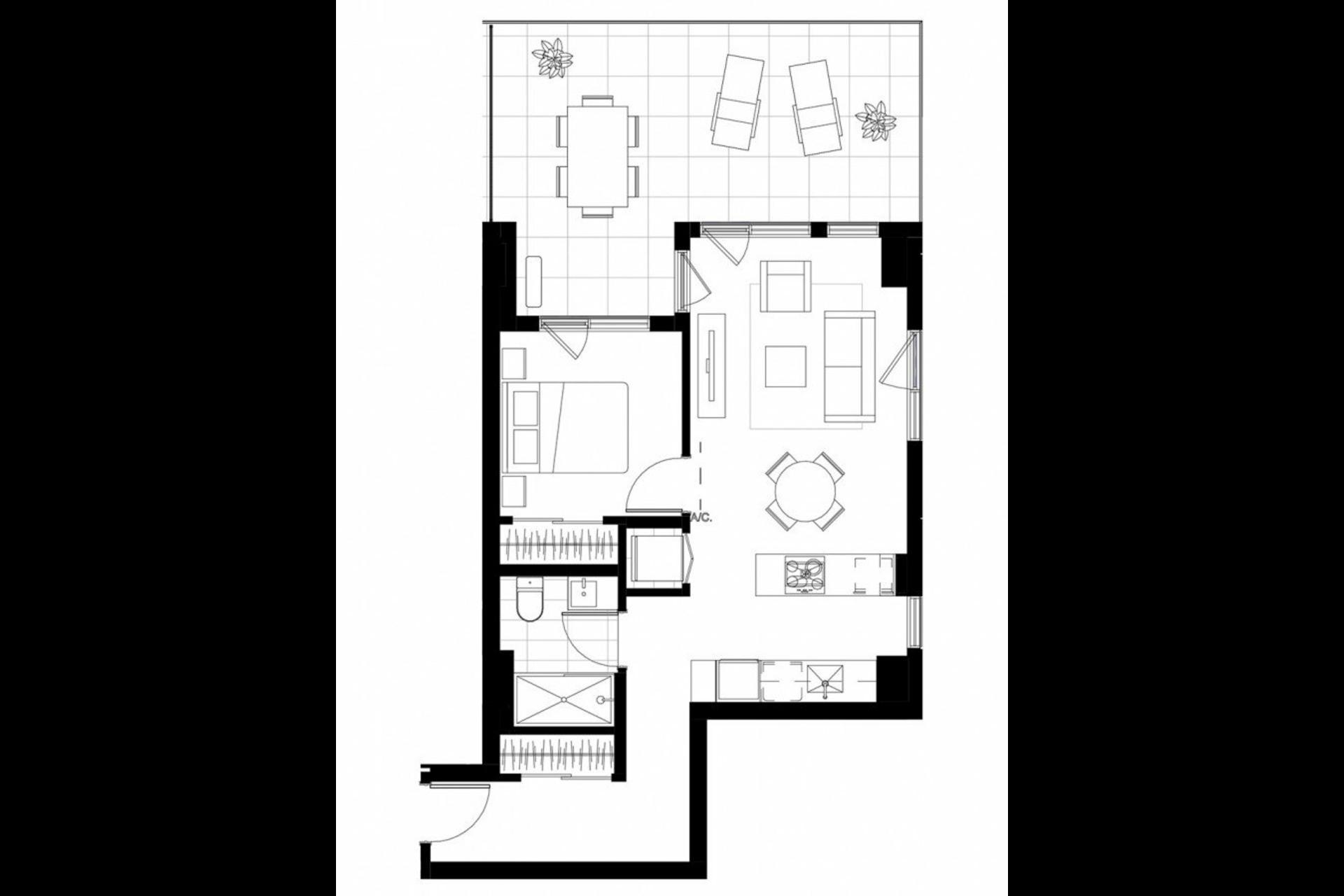 image 10 - Departamento Para alquiler Le Sud-Ouest Montréal  - 4 habitaciones