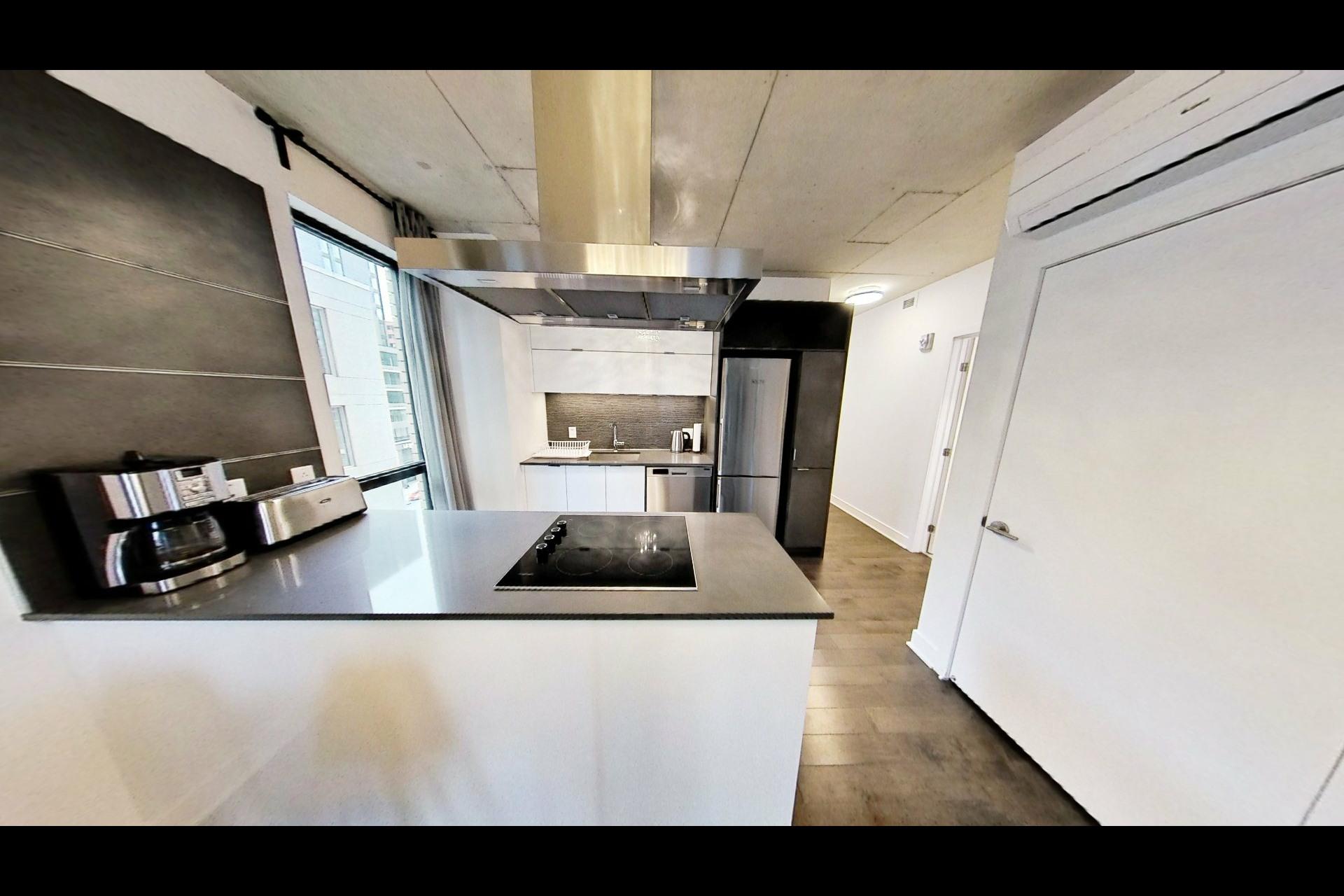 image 4 - Departamento Para alquiler Le Sud-Ouest Montréal  - 4 habitaciones