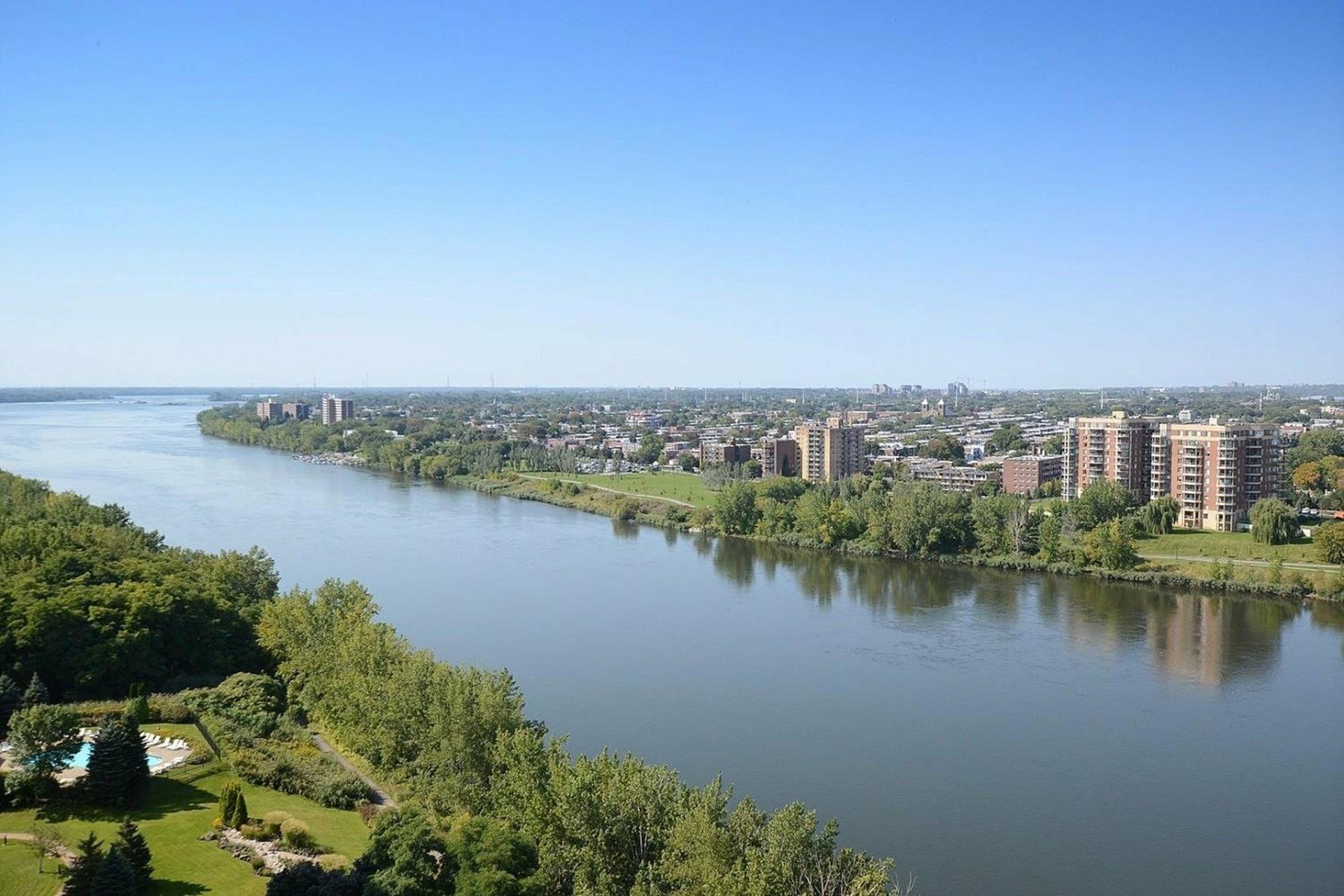 image 1 - Appartement À louer Verdun/Île-des-Soeurs Montréal  - 7 pièces