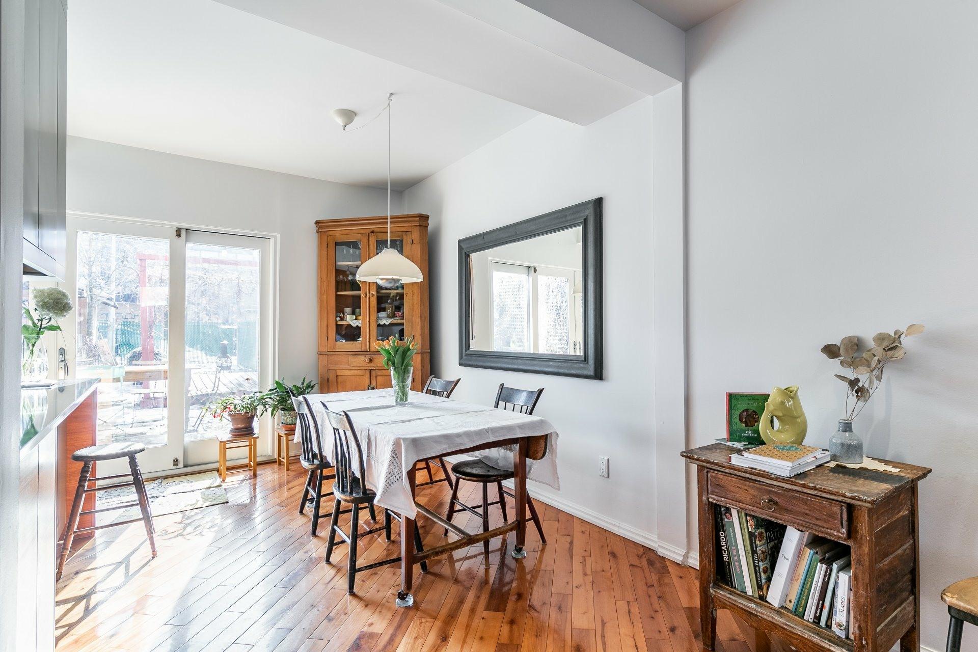 image 5 - Maison À vendre Ville-Marie Montréal  - 6 pièces