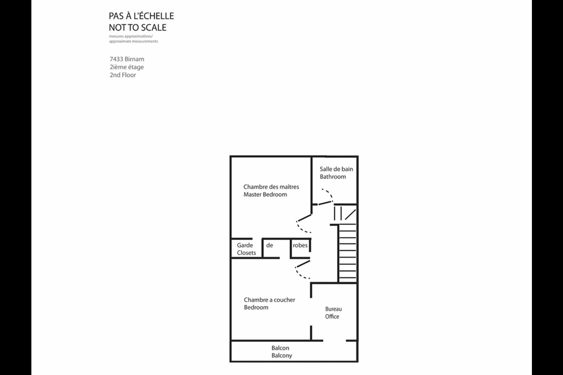 image 24 - House For sale Villeray/Saint-Michel/Parc-Extension Montréal  - 9 rooms