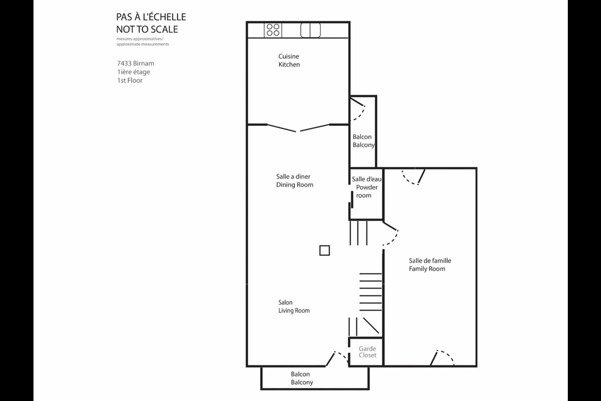 image 23 - House For sale Villeray/Saint-Michel/Parc-Extension Montréal  - 9 rooms