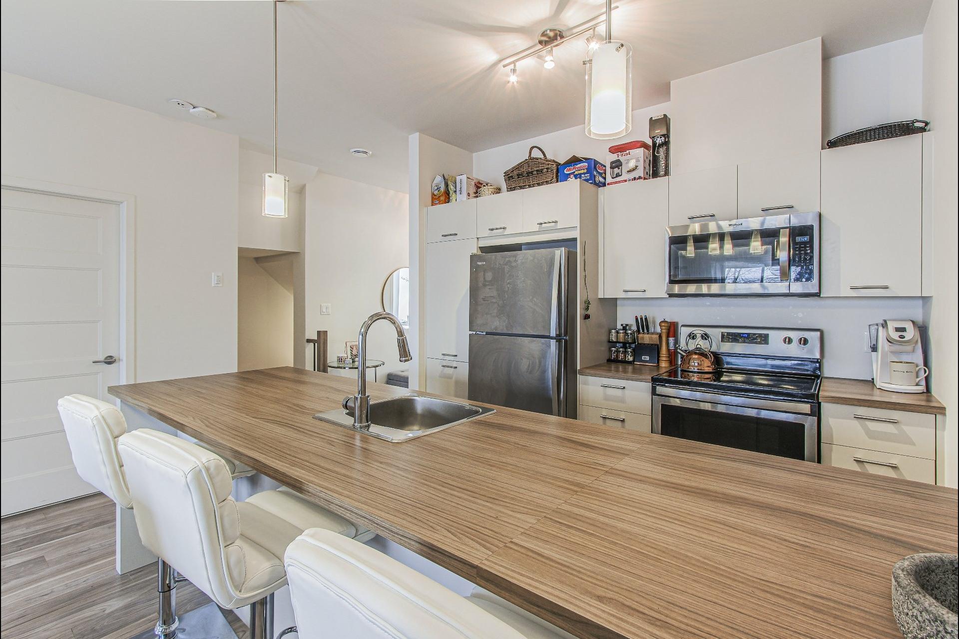 image 4 - Apartment For sale LaSalle Montréal  - 6 rooms