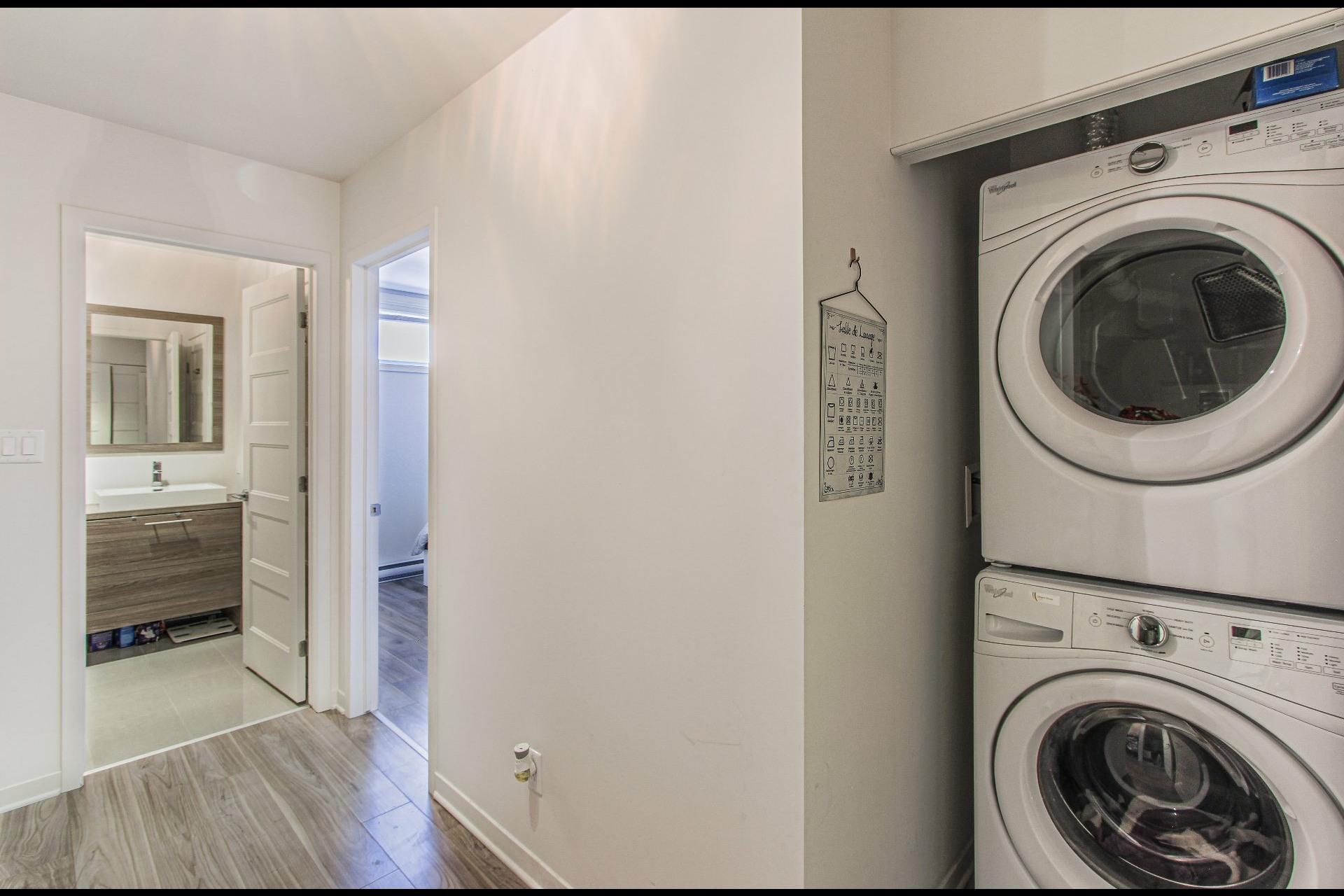 image 13 - Apartment For sale LaSalle Montréal  - 6 rooms