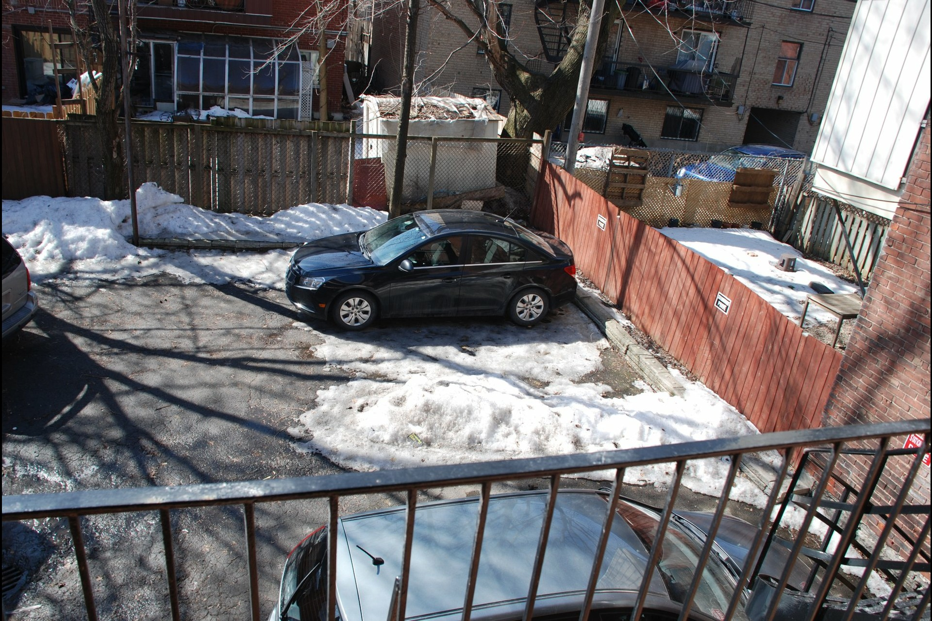 image 5 - Triplex À vendre Ville-Marie Montréal  - 3 pièces