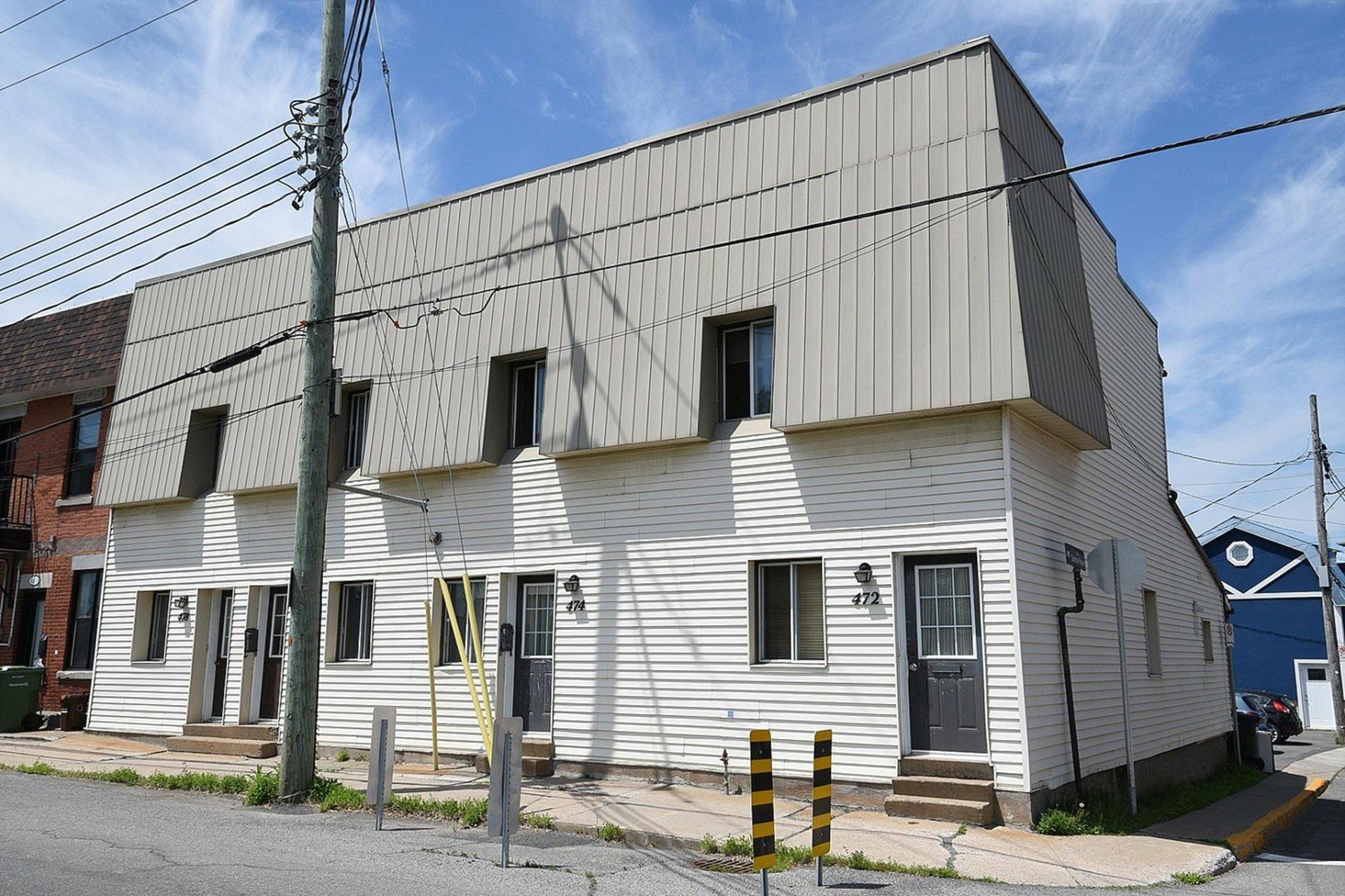 image 0 - Quadruplex À vendre Lachine Montréal  - 4 pièces