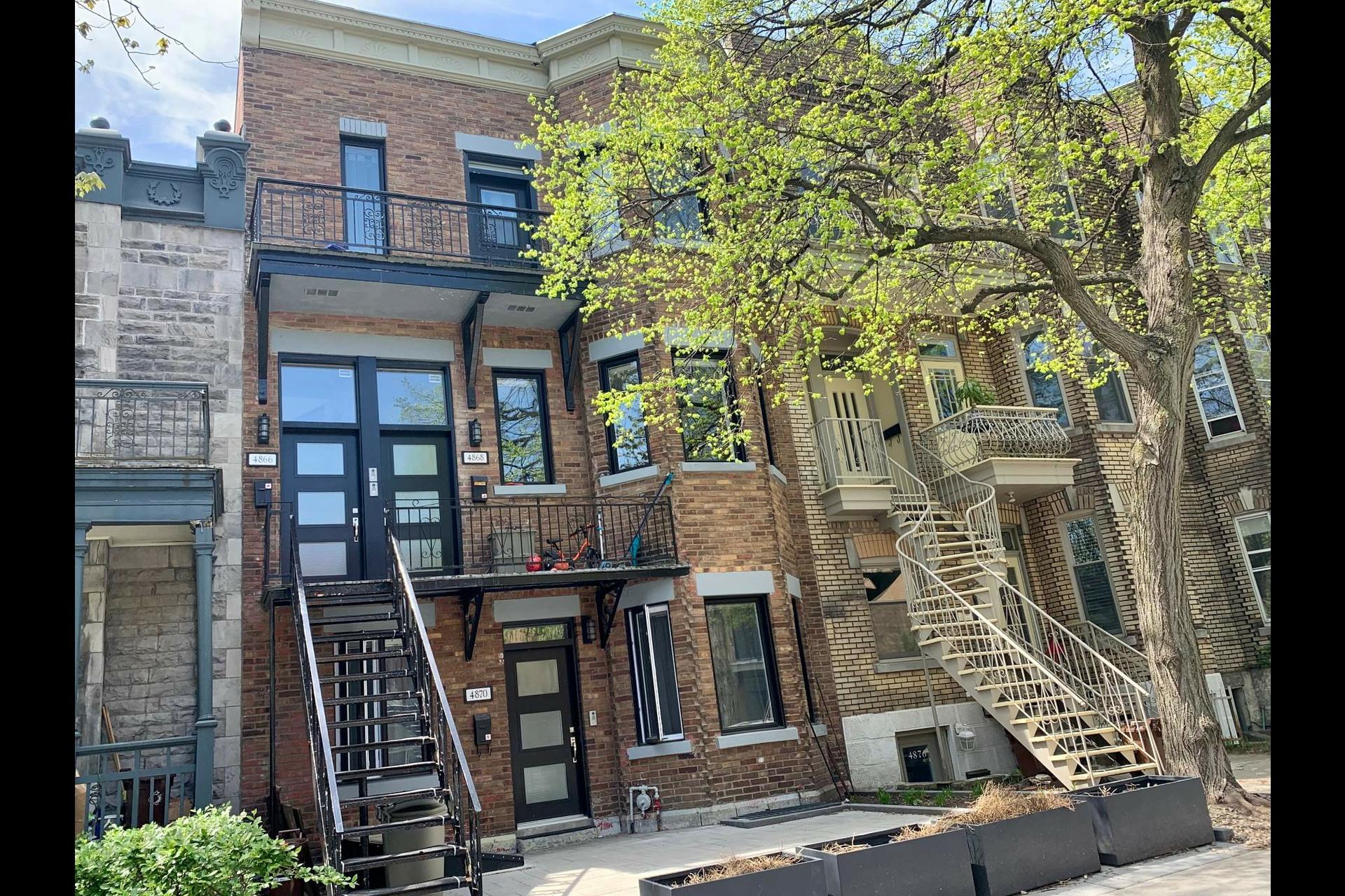 image 27 - Apartment For rent Le Plateau-Mont-Royal Montréal  - 6 rooms