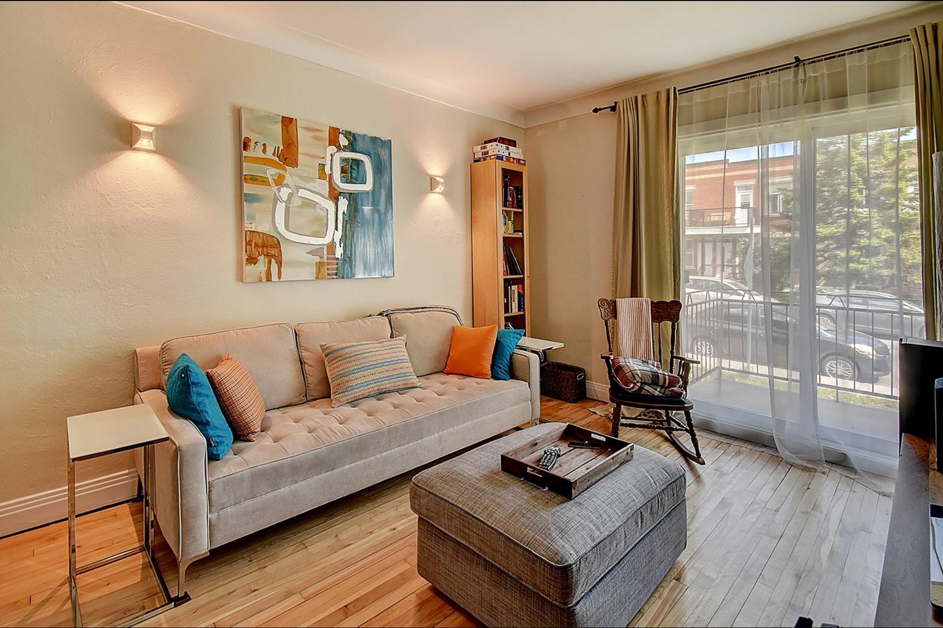 image 3 - Quadruplex For sale Verdun/Île-des-Soeurs Montréal  - 6 rooms