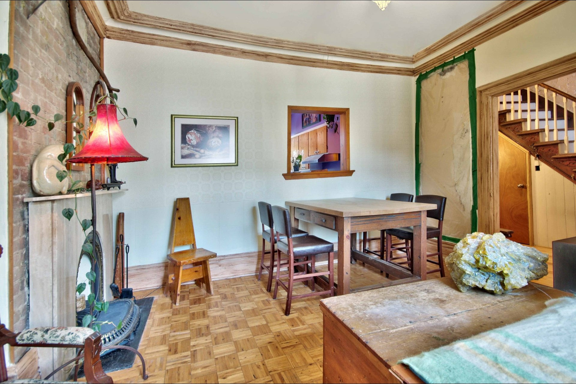image 6 - Maison À vendre Ville-Marie Montréal  - 12 pièces