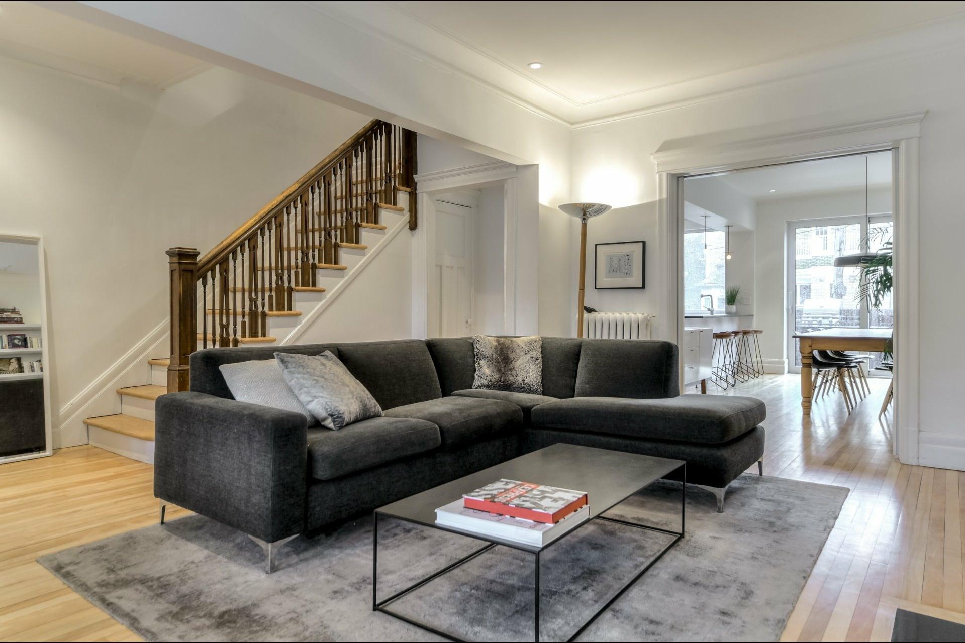 image 3 - House For sale Outremont Montréal  - 10 rooms
