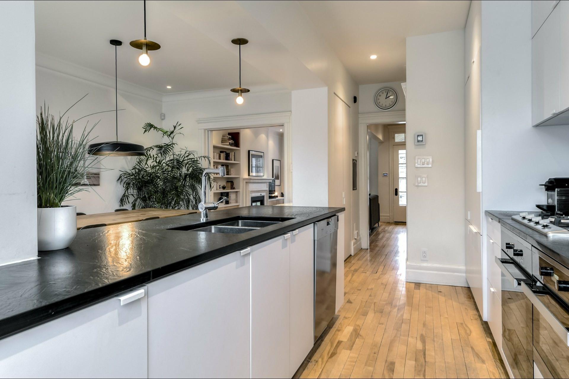 image 9 - House For sale Outremont Montréal  - 10 rooms