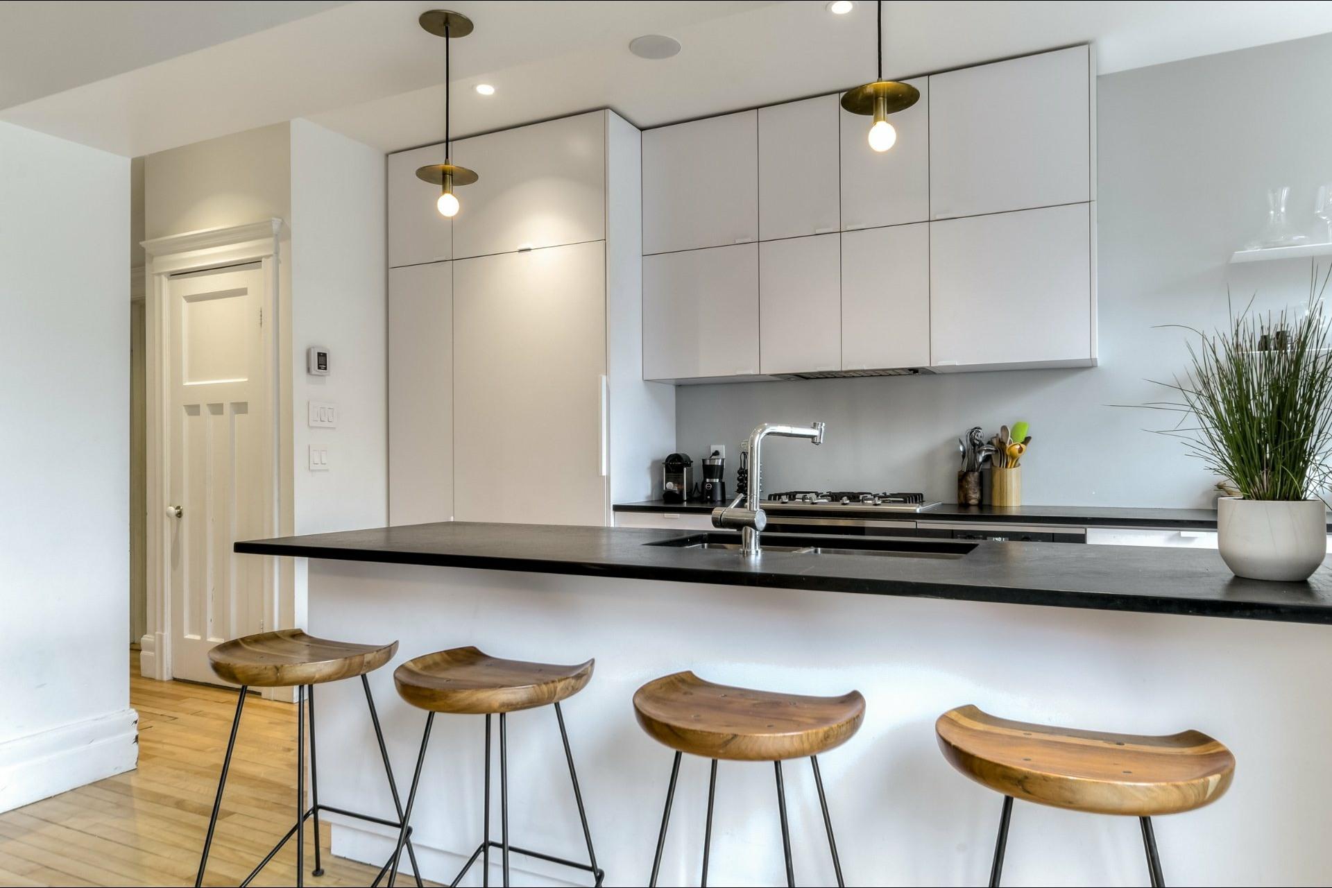 image 6 - House For sale Outremont Montréal  - 10 rooms