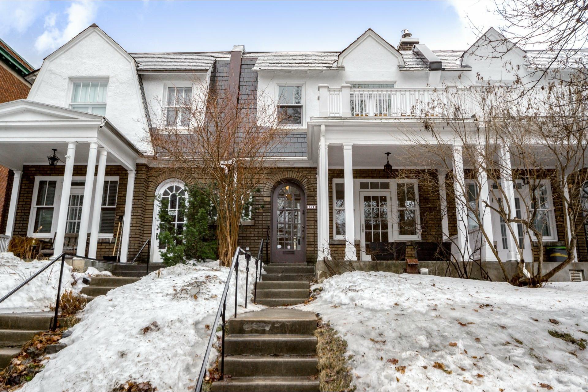 image 1 - House For sale Outremont Montréal  - 10 rooms