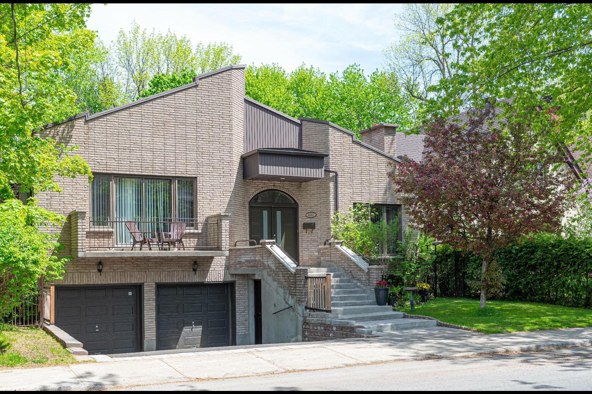 image 2 - Maison À vendre Côte-des-Neiges/Notre-Dame-de-Grâce Montréal