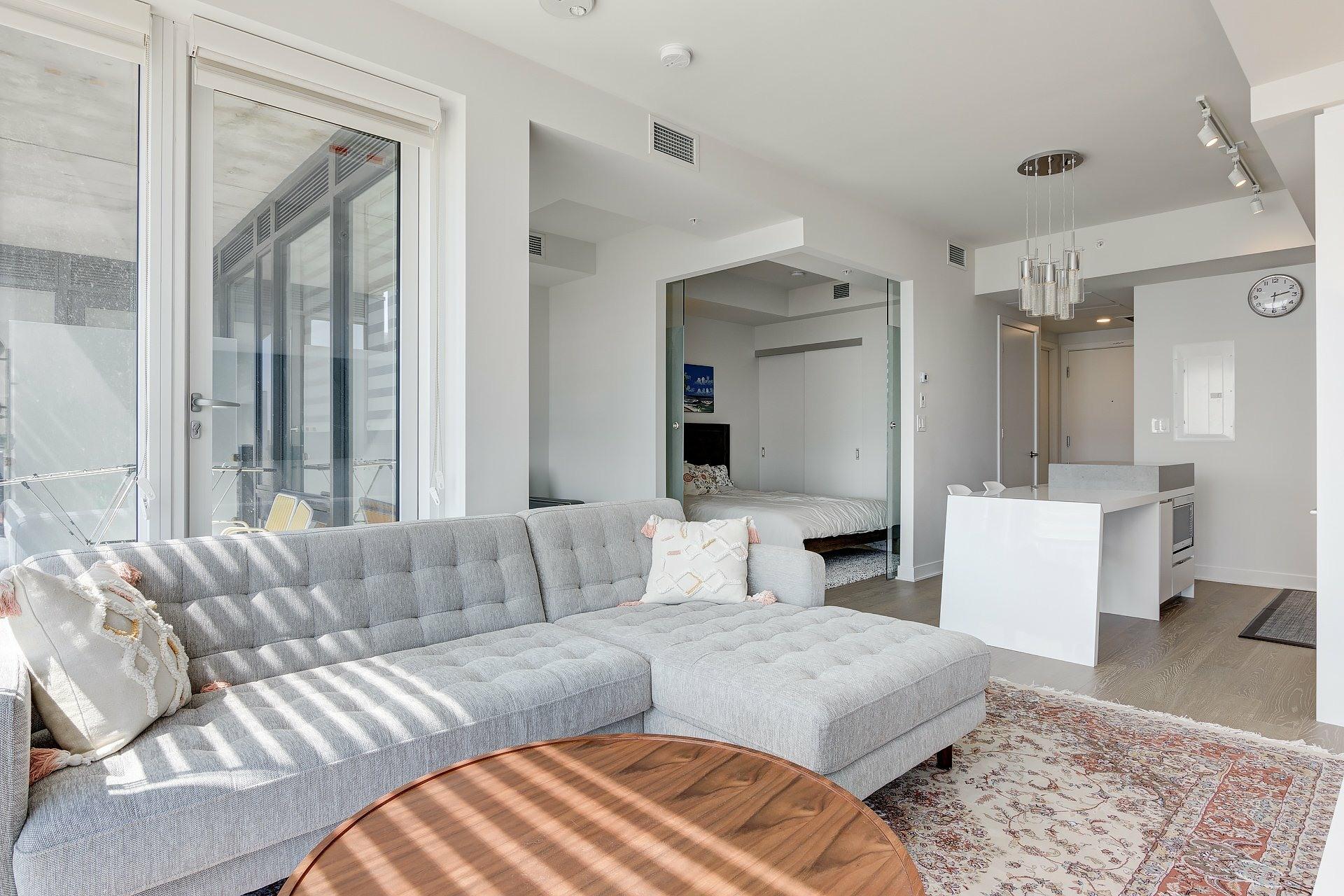 image 8 - Apartment For sale Ville-Marie Montréal  - 5 rooms