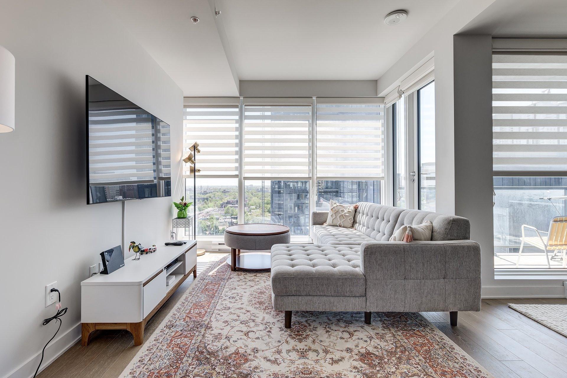 image 6 - Apartment For sale Ville-Marie Montréal  - 5 rooms