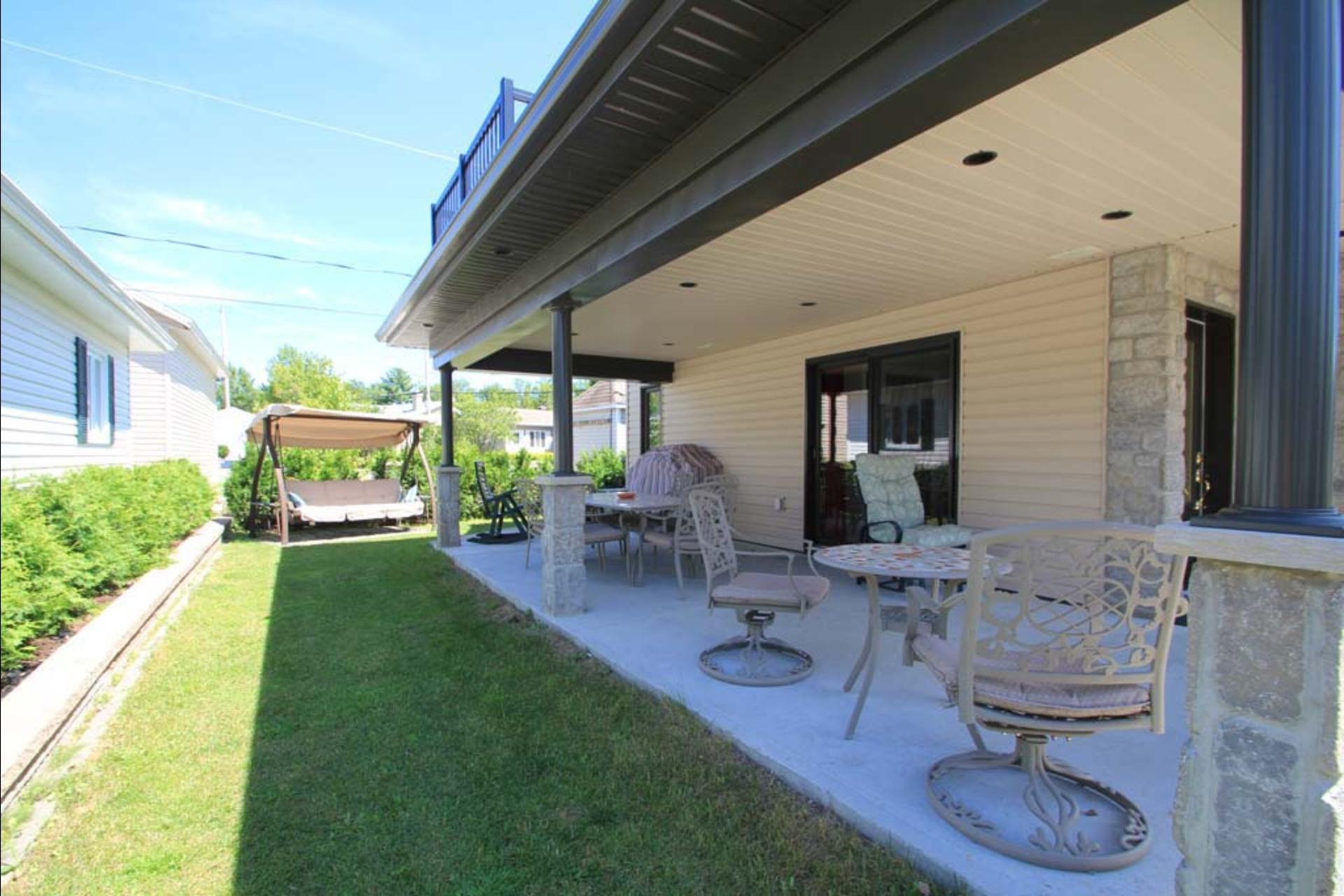 image 18 - Maison À vendre Fossambault-sur-le-Lac - 7 pièces