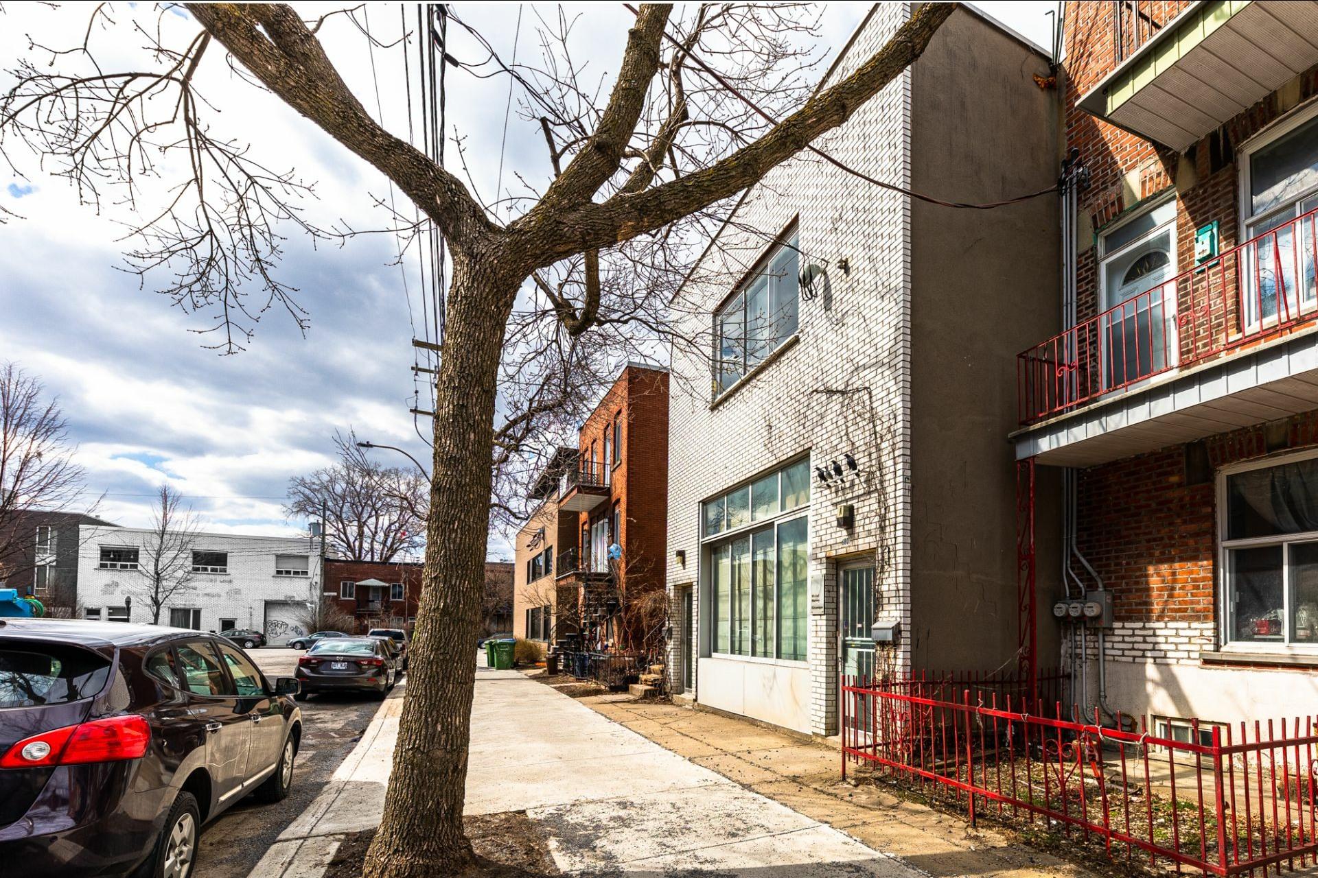 image 2 - Terrain À vendre Rosemont/La Petite-Patrie Montréal