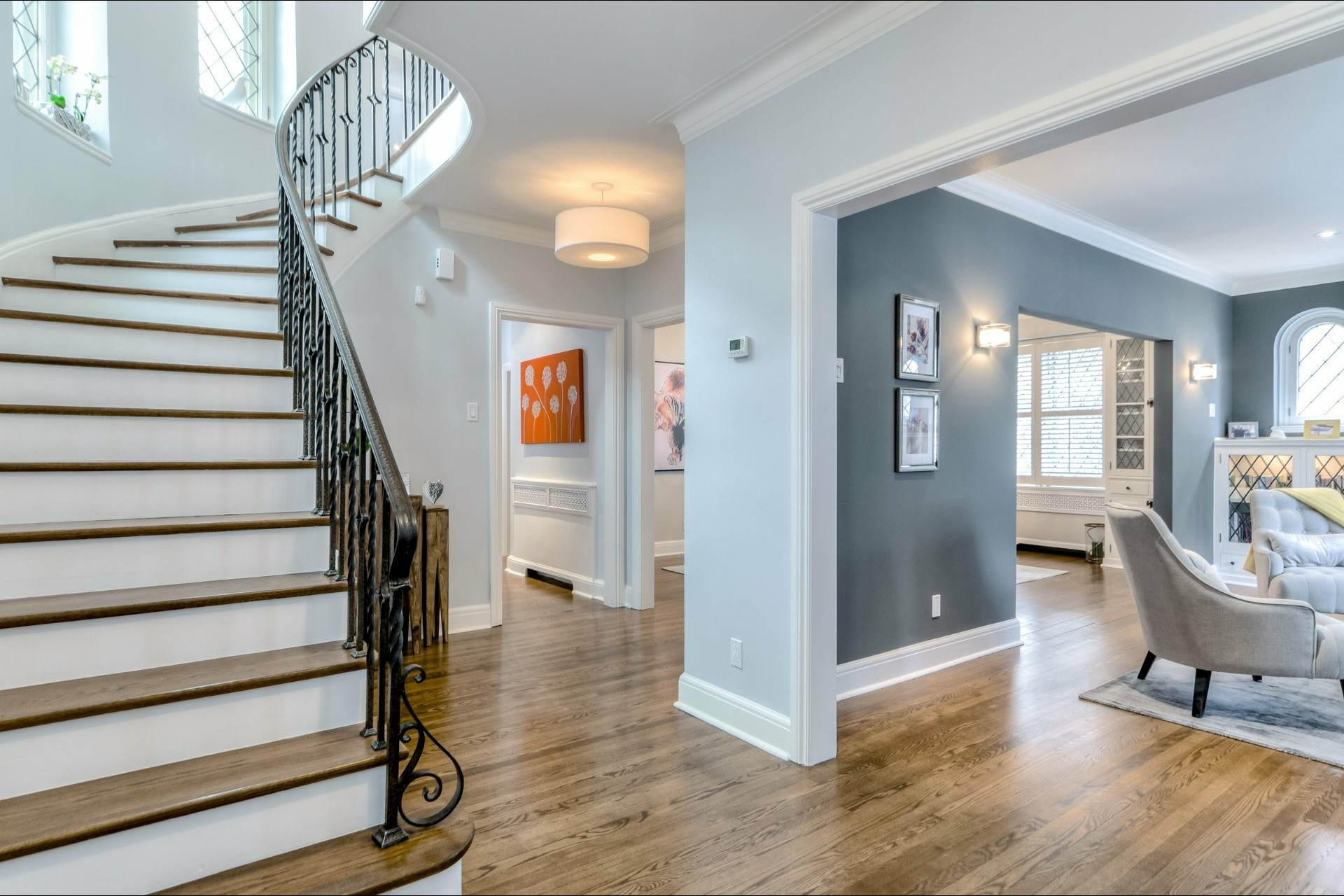 image 2 - House For sale Westmount - 15 rooms