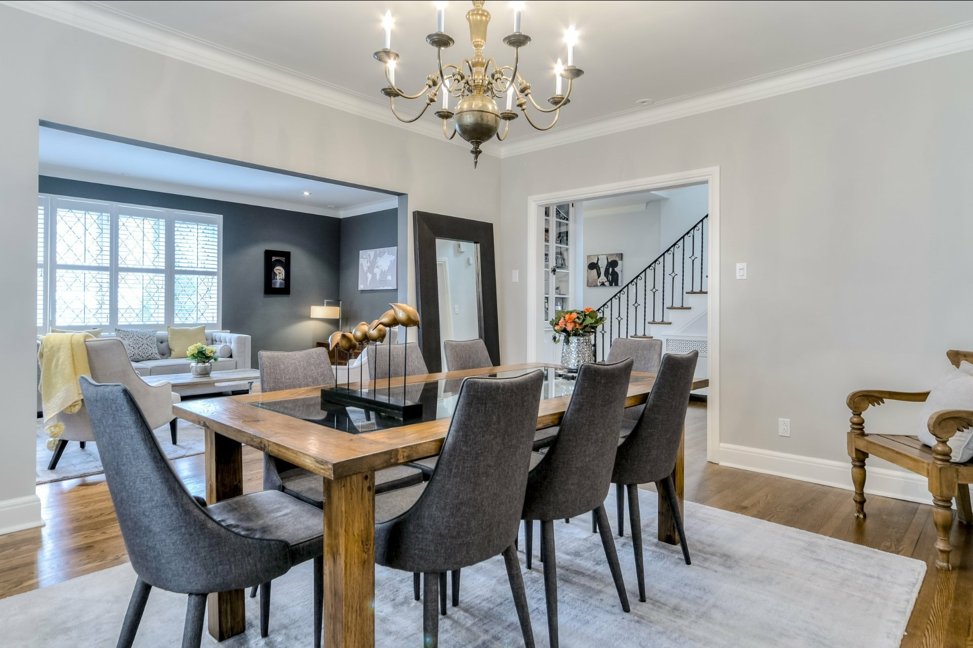 image 4 - House For sale Westmount - 15 rooms