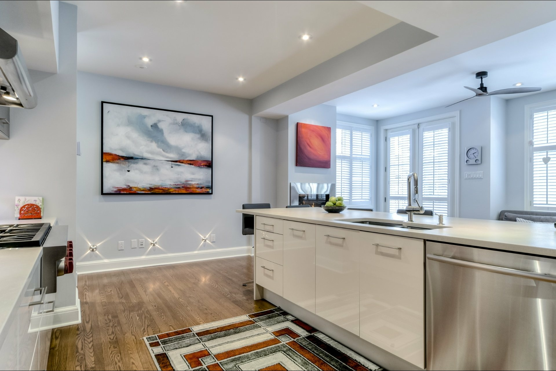 image 10 - House For sale Westmount - 15 rooms
