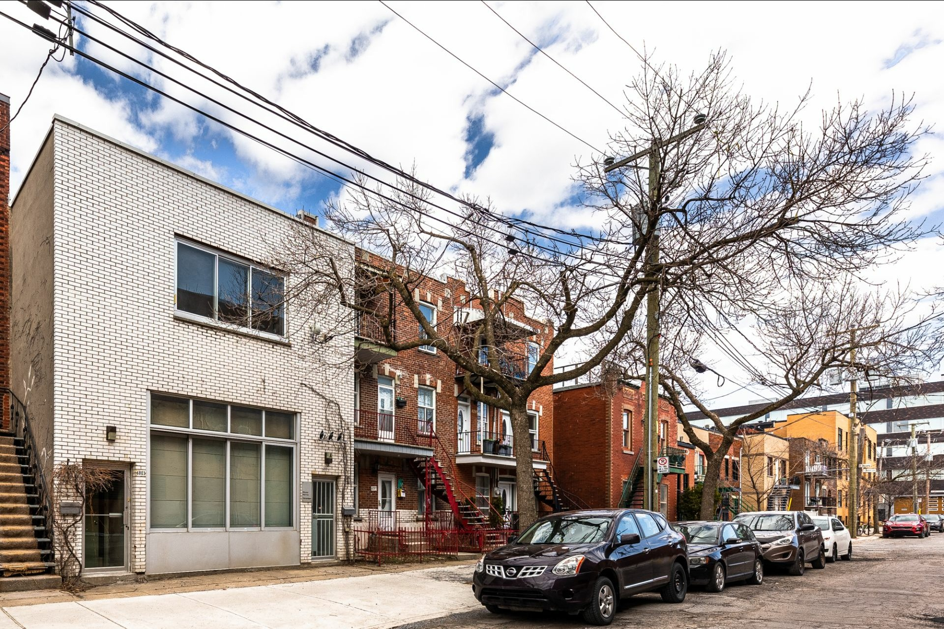 image 2 - Duplex À vendre Rosemont/La Petite-Patrie Montréal