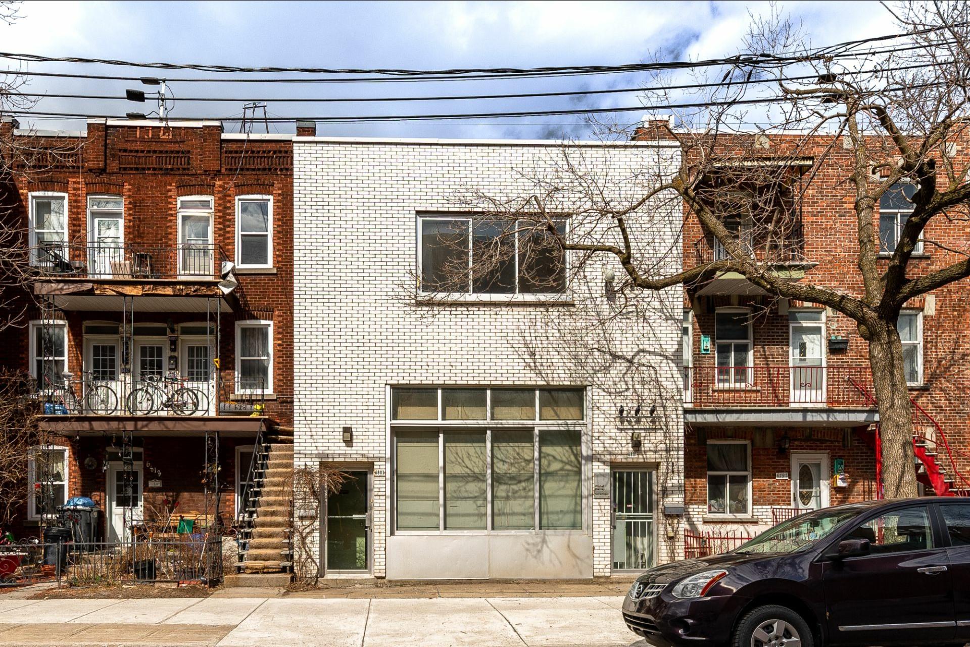 image 0 - Duplex À vendre Rosemont/La Petite-Patrie Montréal