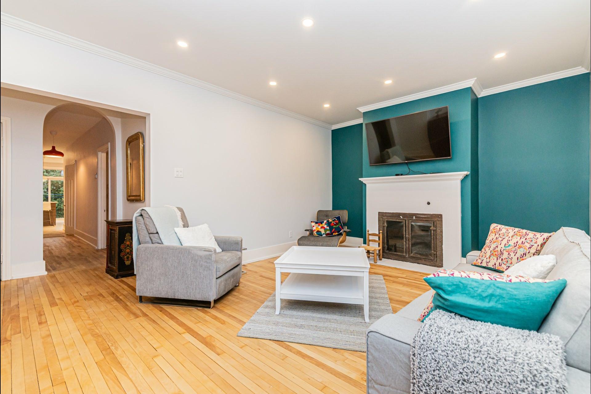 image 4 - Apartment For sale Côte-des-Neiges/Notre-Dame-de-Grâce Montréal  - 10 rooms