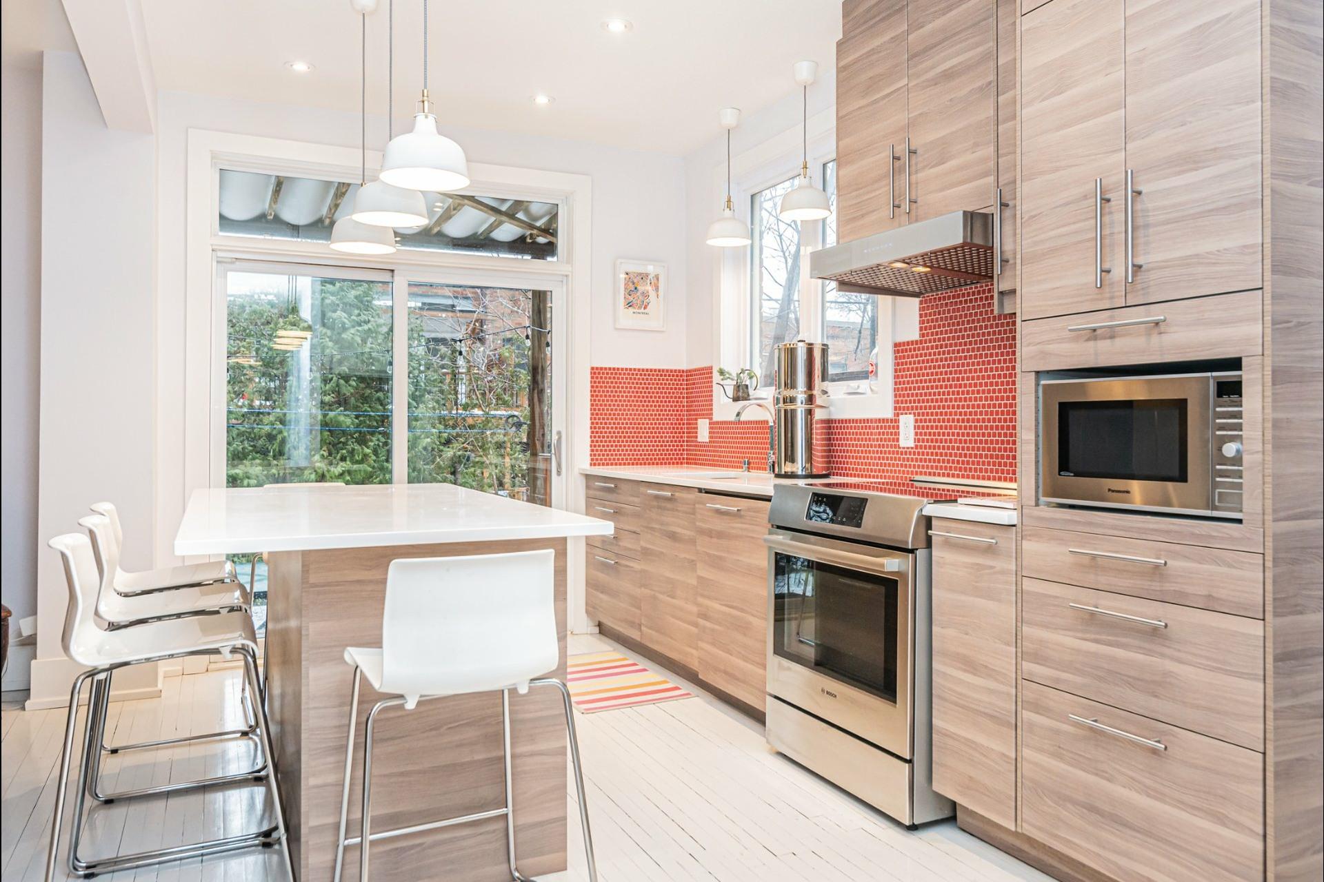 image 7 - Apartment For sale Côte-des-Neiges/Notre-Dame-de-Grâce Montréal  - 10 rooms